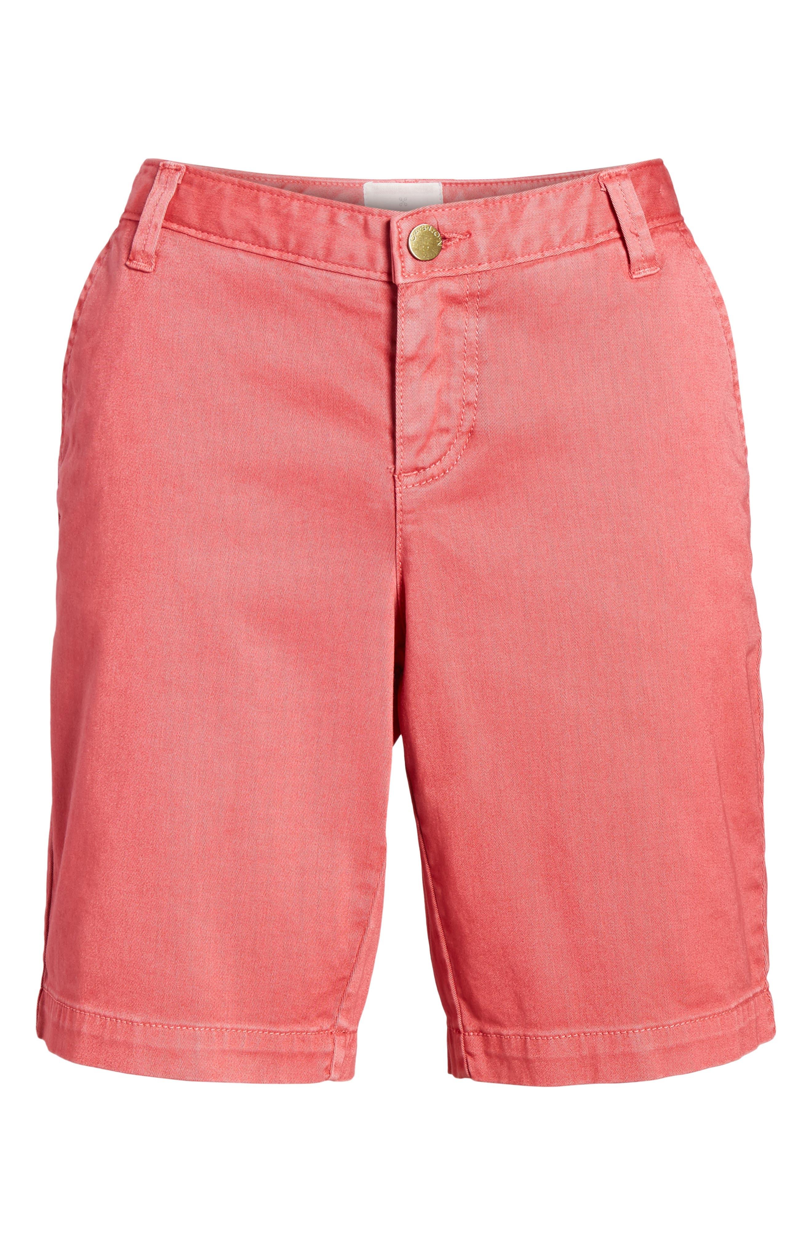 Twill Shorts,                             Alternate thumbnail 55, color,