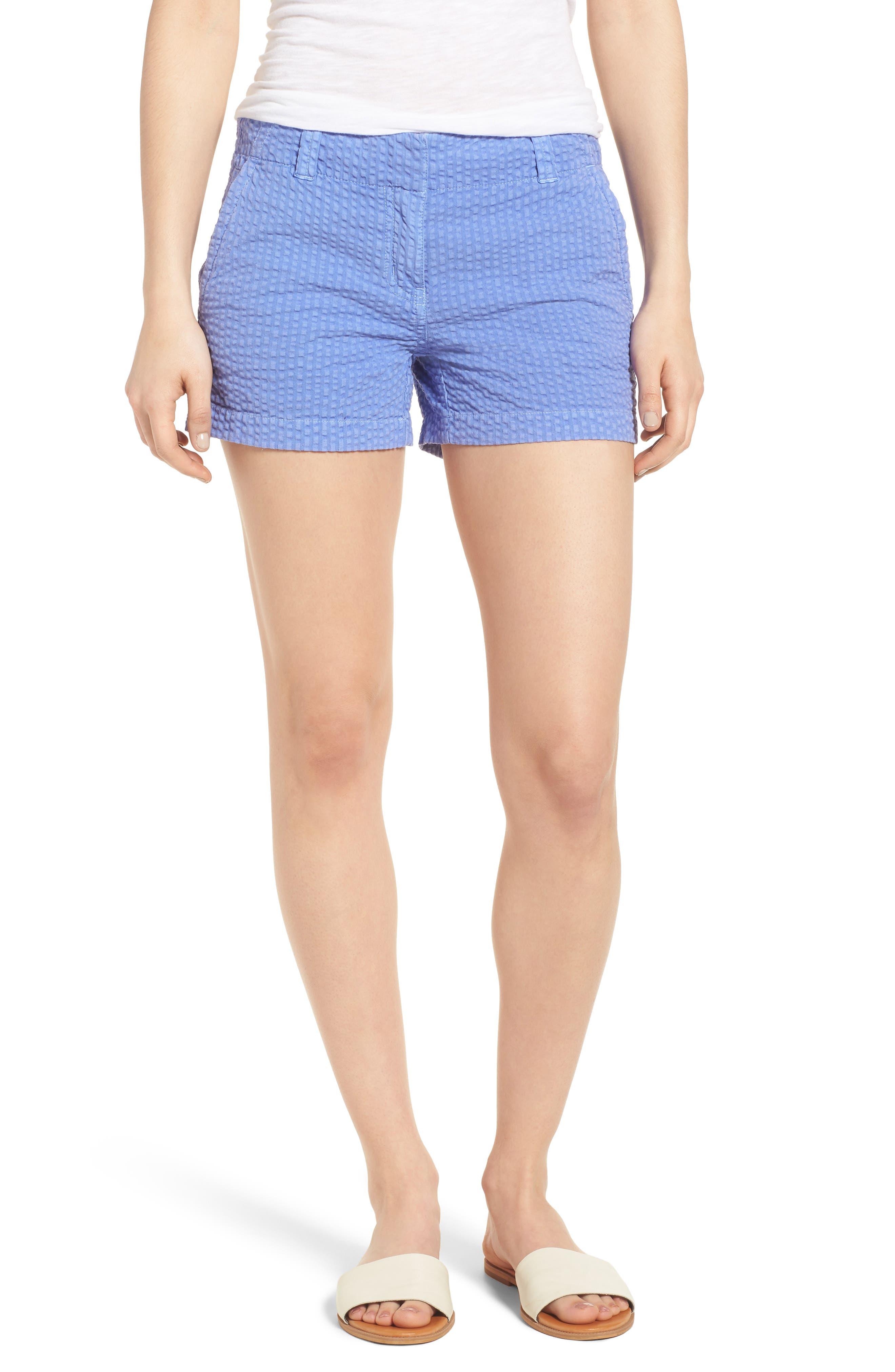 Everyday Seersucker Shorts,                         Main,                         color,