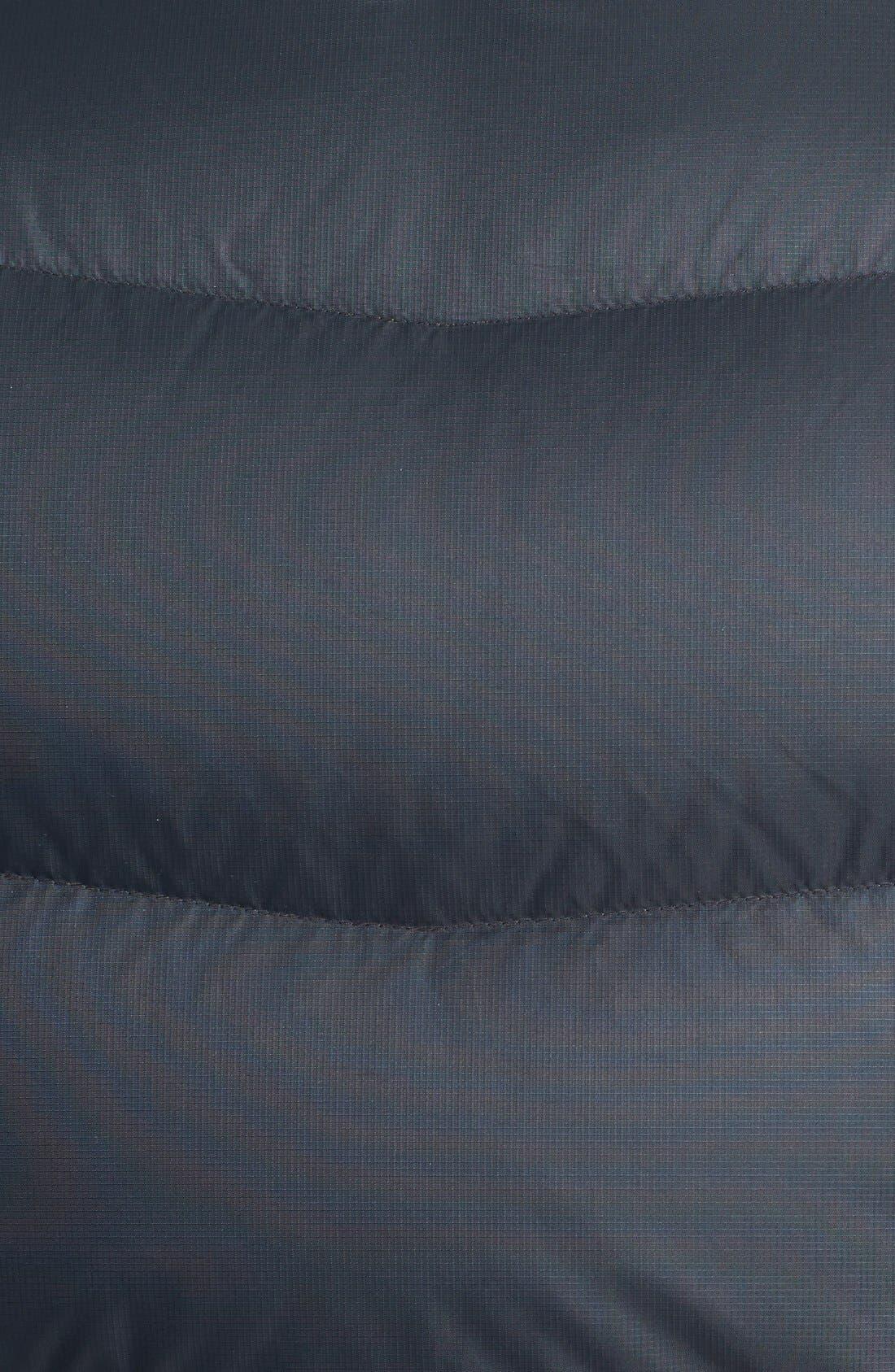 'Ratio' Water Resistant Goose Down Vest,                             Alternate thumbnail 2, color,                             001