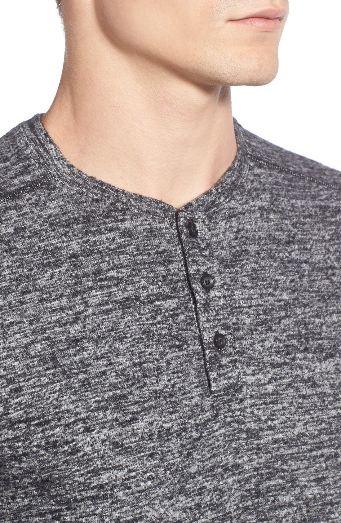 Long Sleeve Henley,                             Alternate thumbnail 14, color,