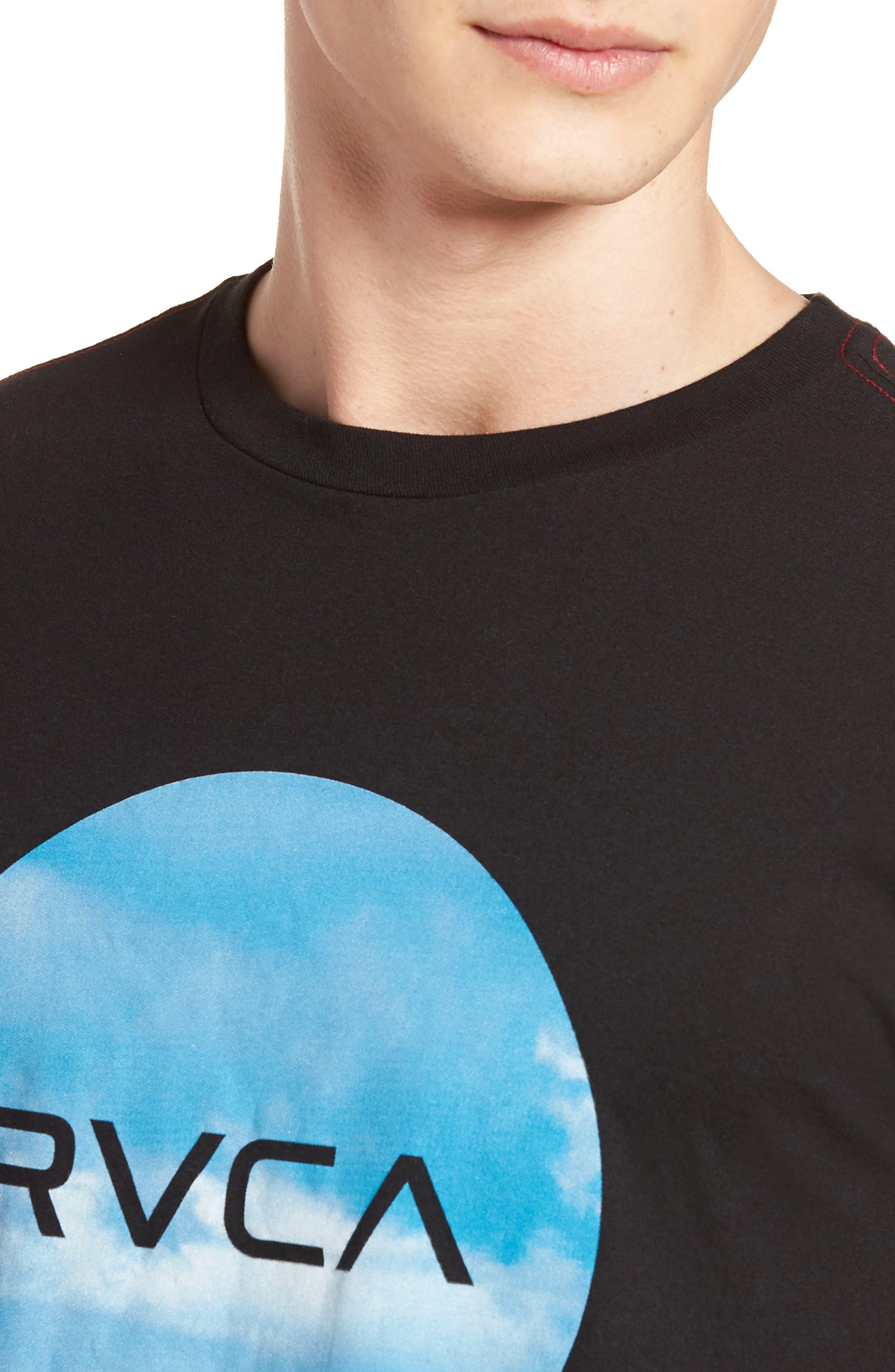 Horizon Motors T-Shirt,                             Alternate thumbnail 4, color,                             001