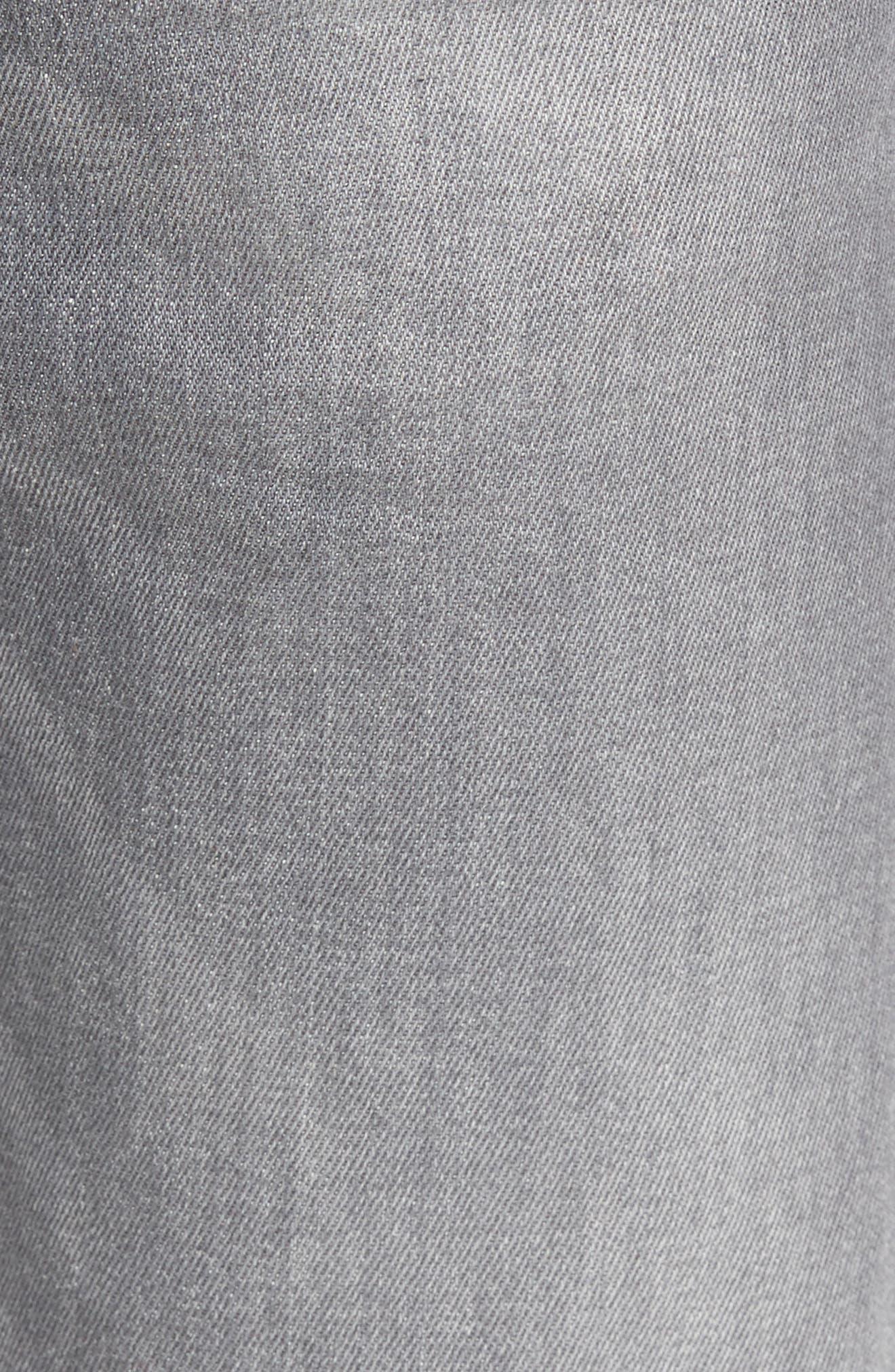 Buster Slim Straight Leg Jeans,                             Alternate thumbnail 5, color,                             020