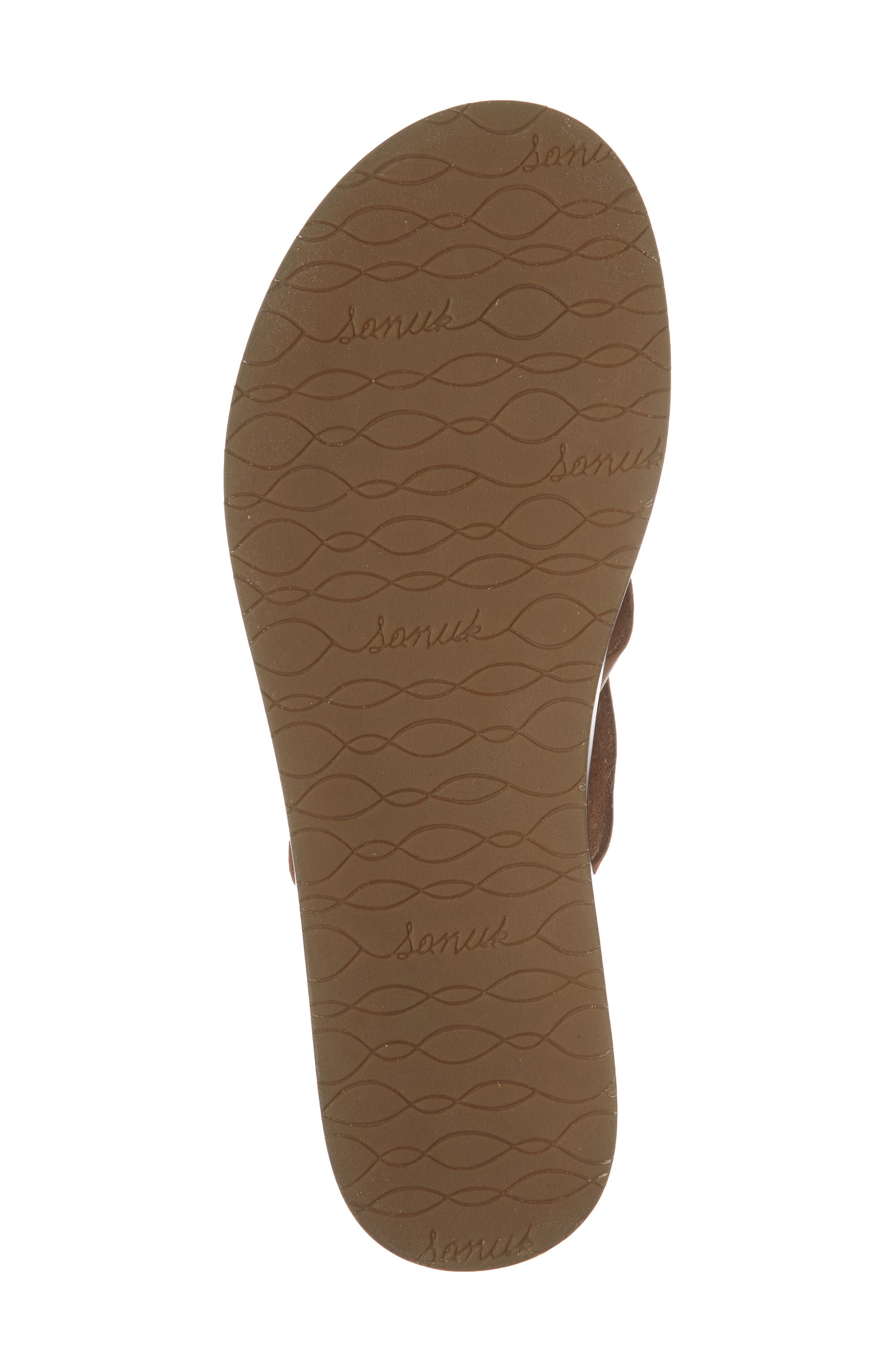 Yoga Strappy Thong Sandal,                             Alternate thumbnail 17, color,
