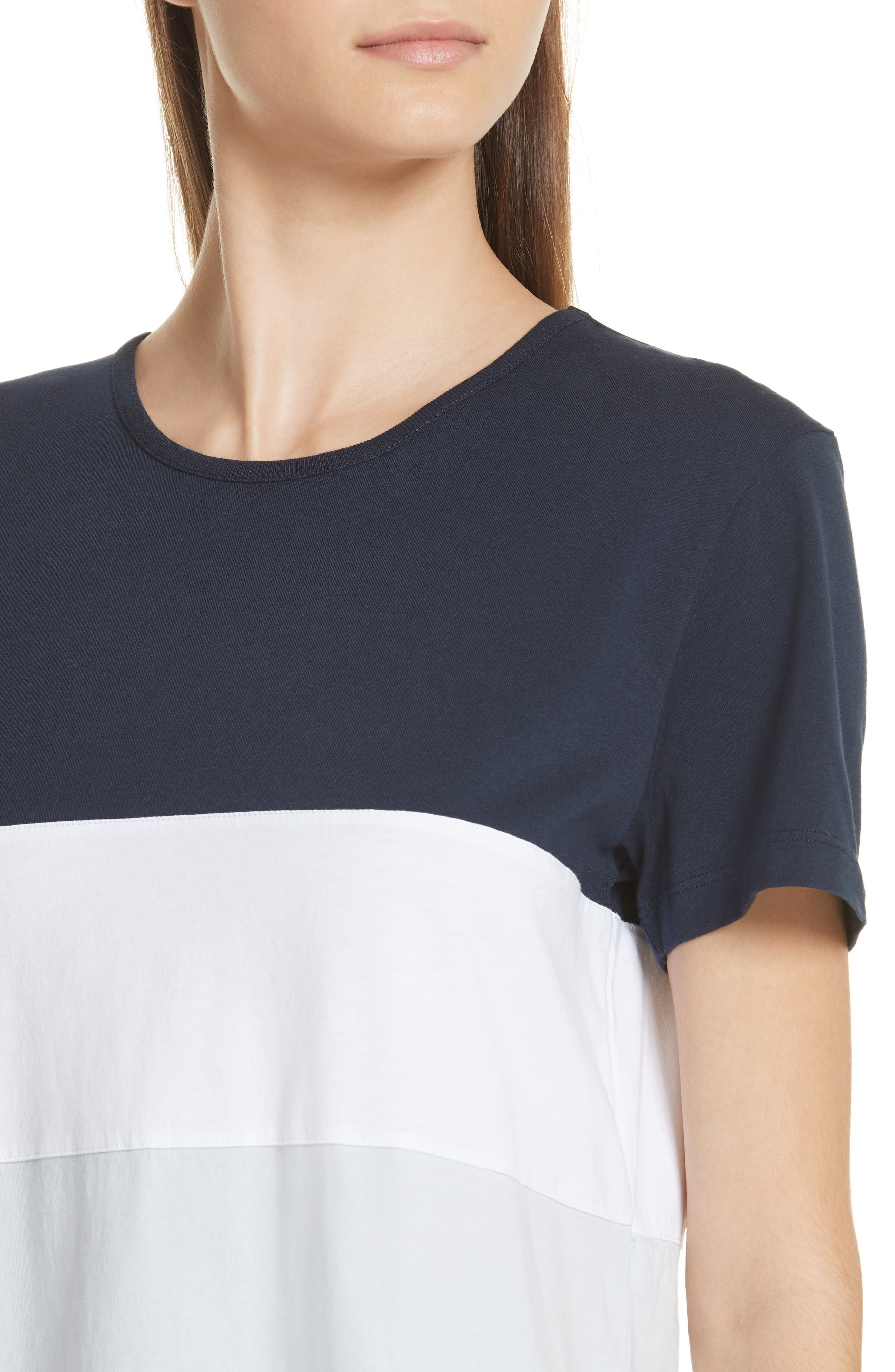 Colorblock Tee,                             Alternate thumbnail 4, color,                             475
