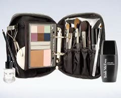 Play video about Trish McEvoy makeup planners.
