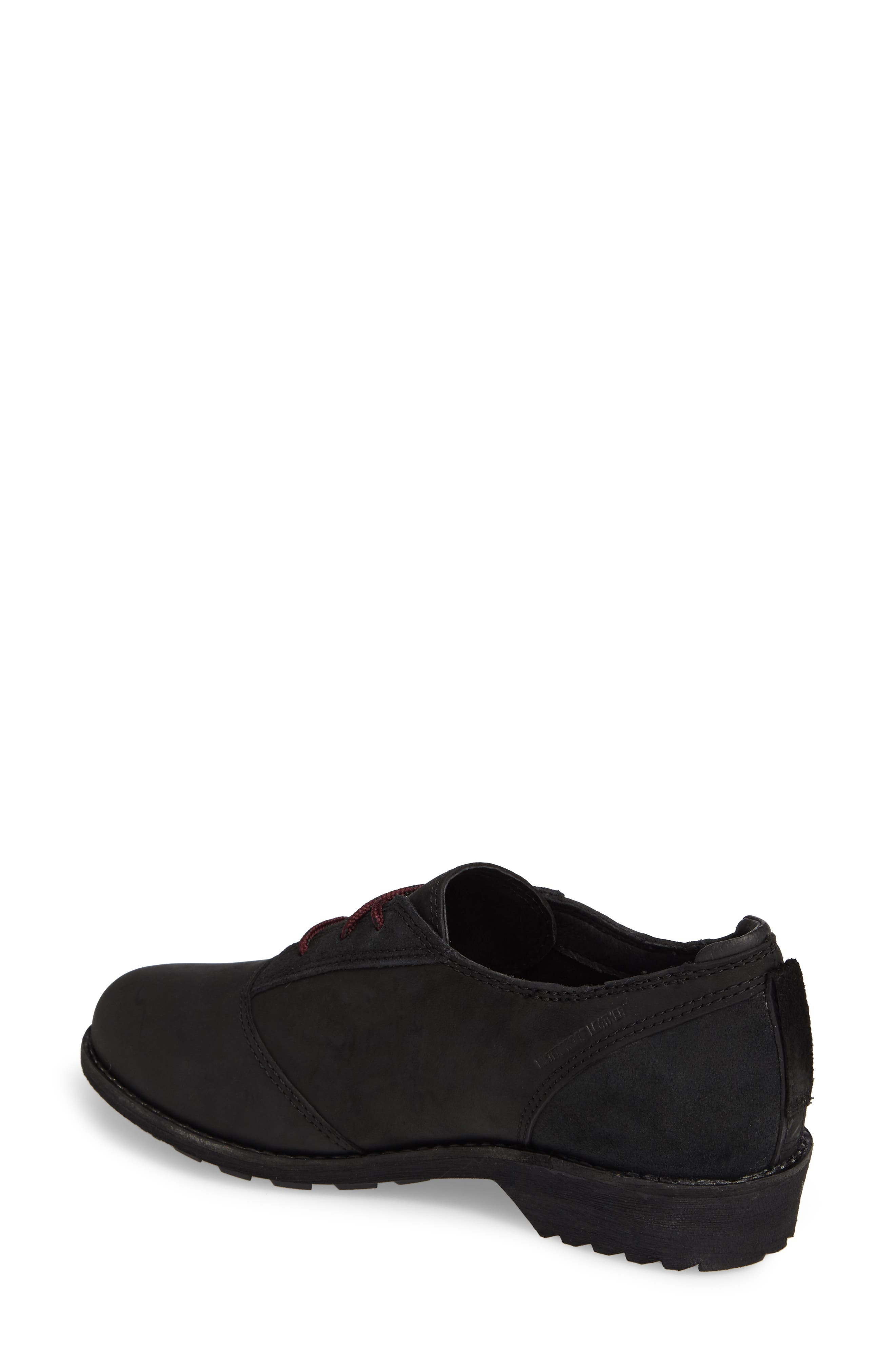 De La Vina Dos Waterproof Sneaker,                             Alternate thumbnail 2, color,                             001