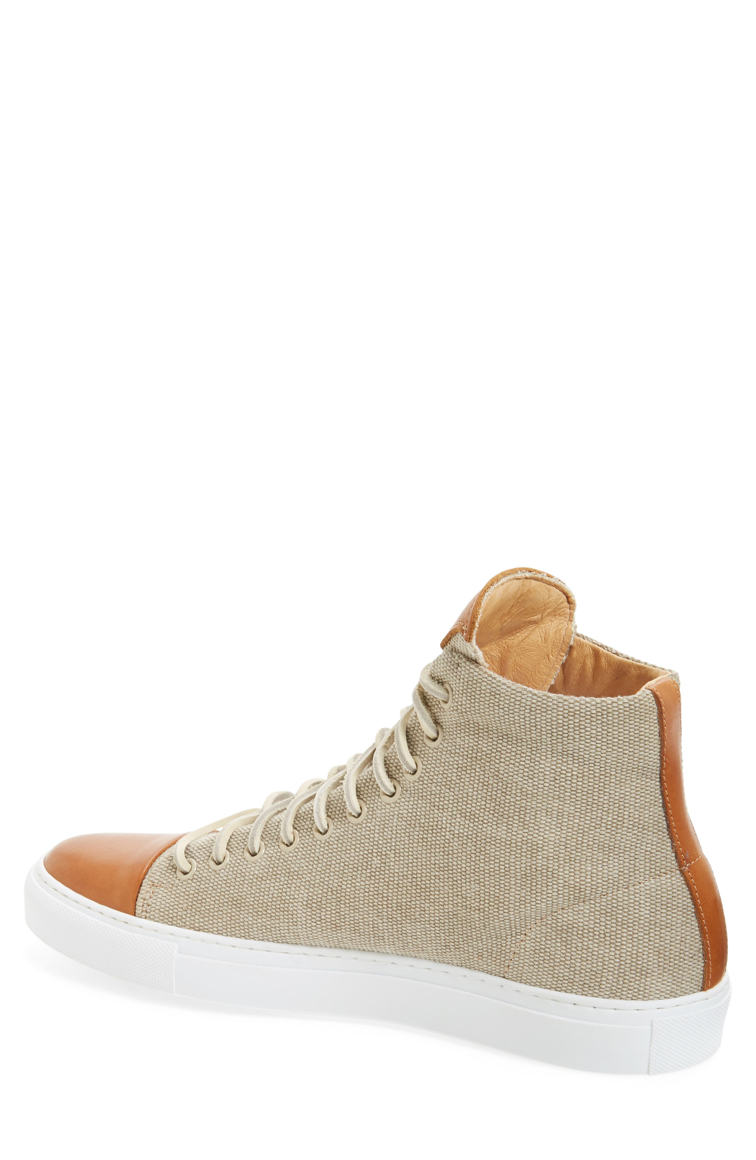 Good Sport High Top Sneaker,                             Alternate thumbnail 4, color,