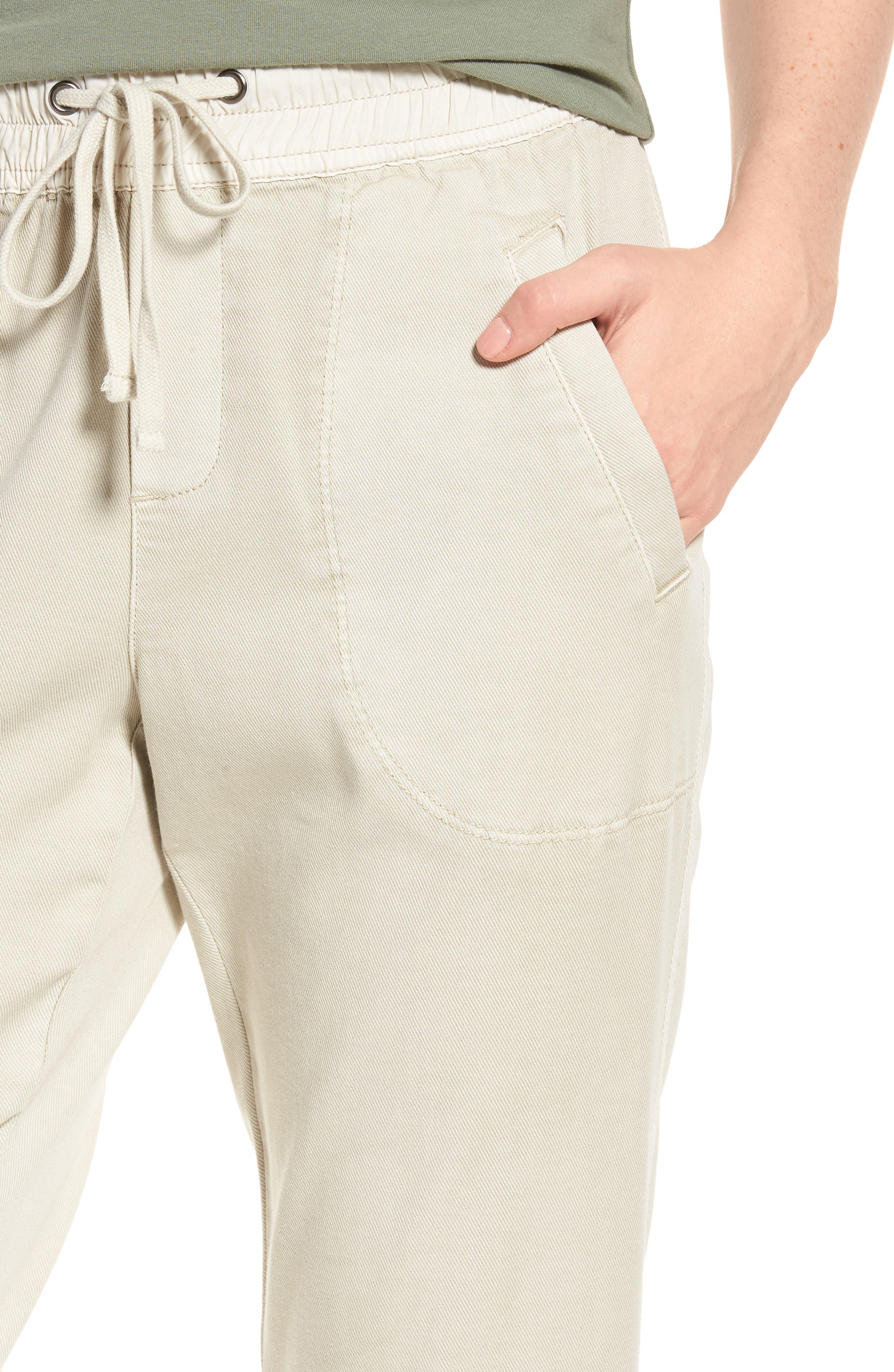 Modern Utility Pants,                             Alternate thumbnail 4, color,                             PUTTY