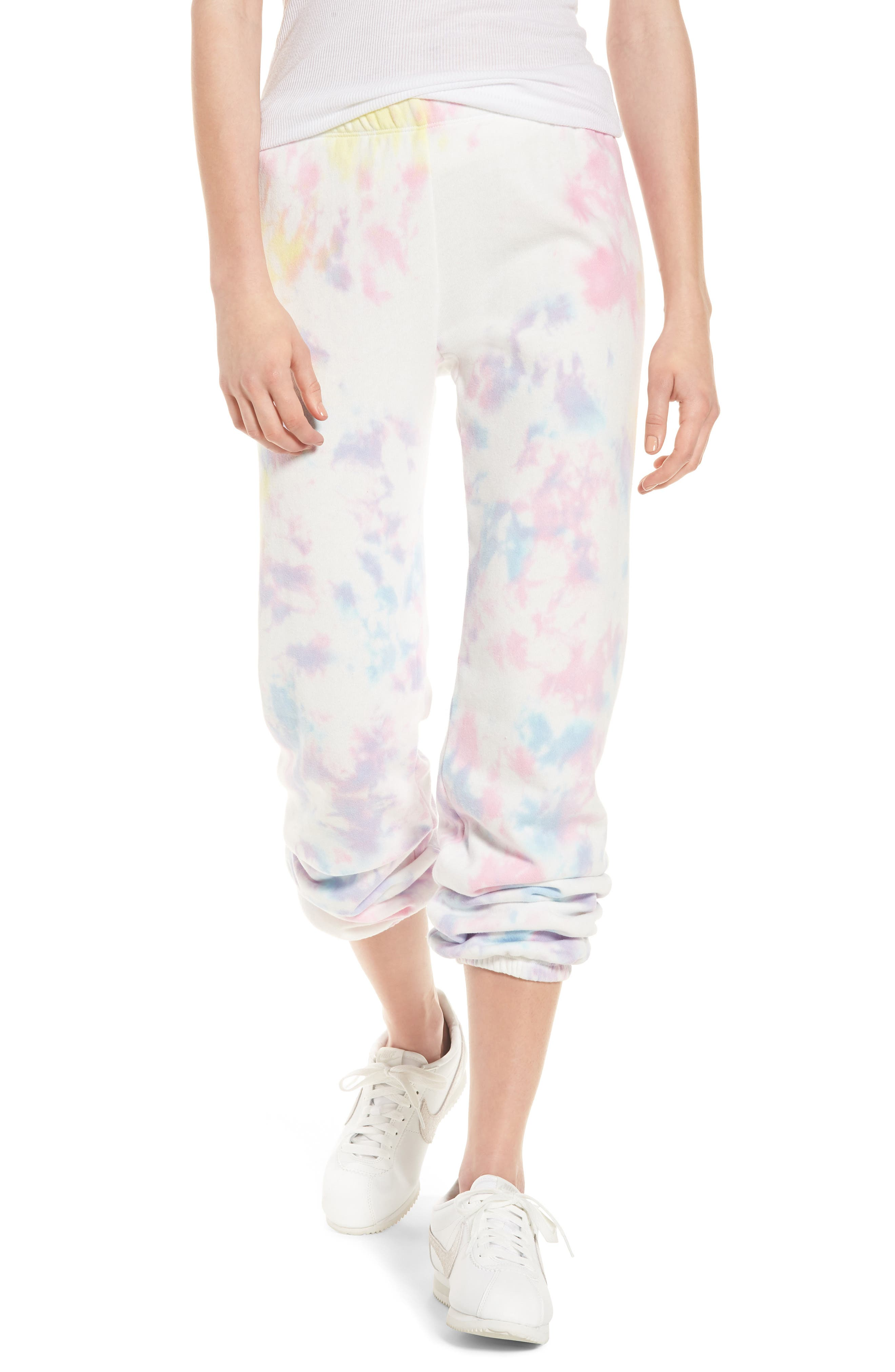 Aura Tie Dye Easy Sweatpants,                         Main,                         color, 660