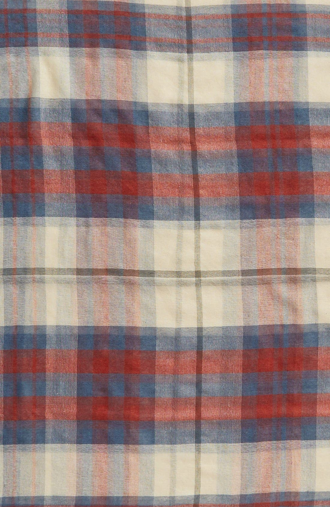 Plaid Infinity Scarf,                             Alternate thumbnail 12, color,