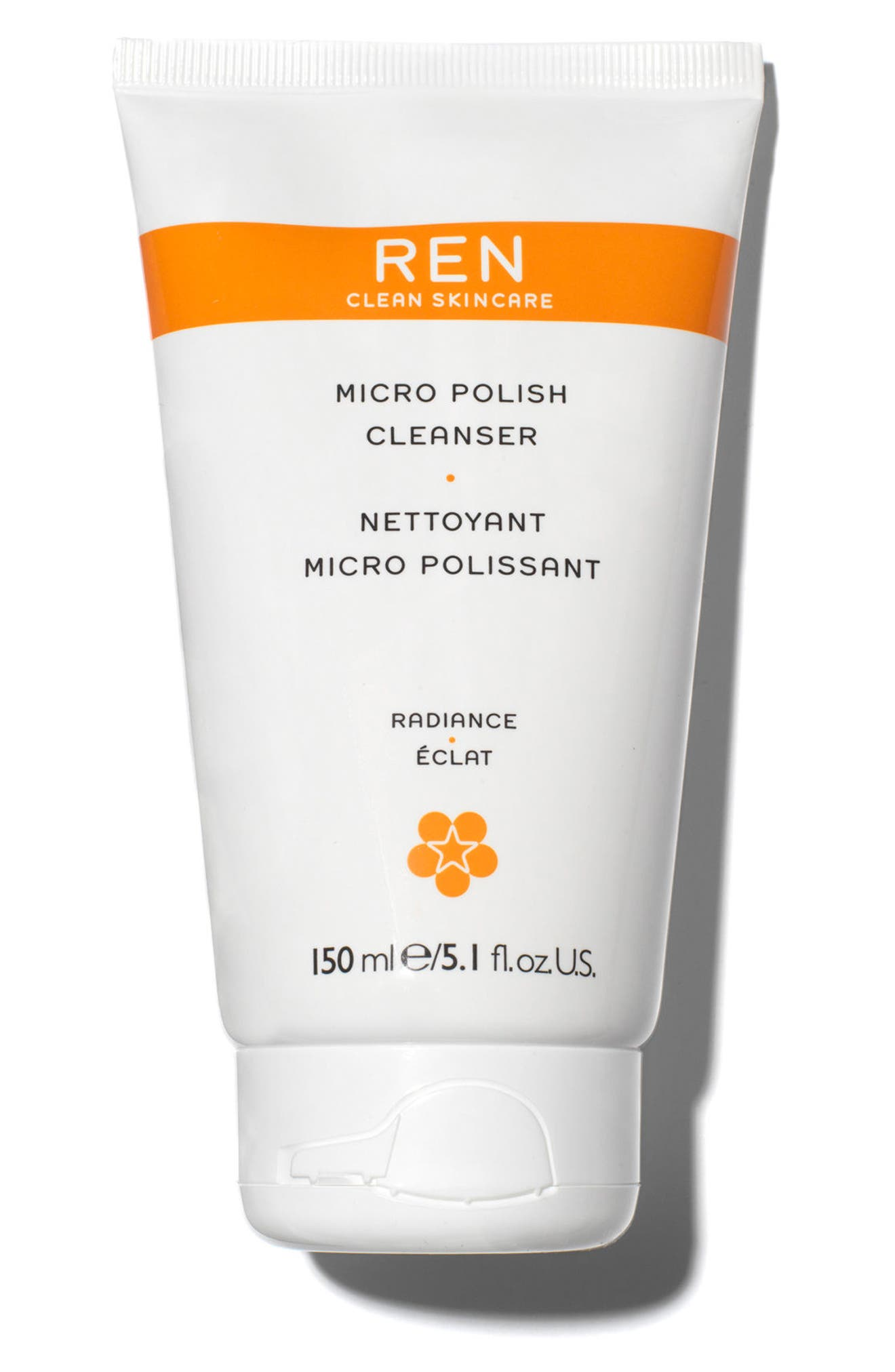 SPACE.NK.apothecary REN Micro Polish Cleanser,                             Alternate thumbnail 2, color,                             000
