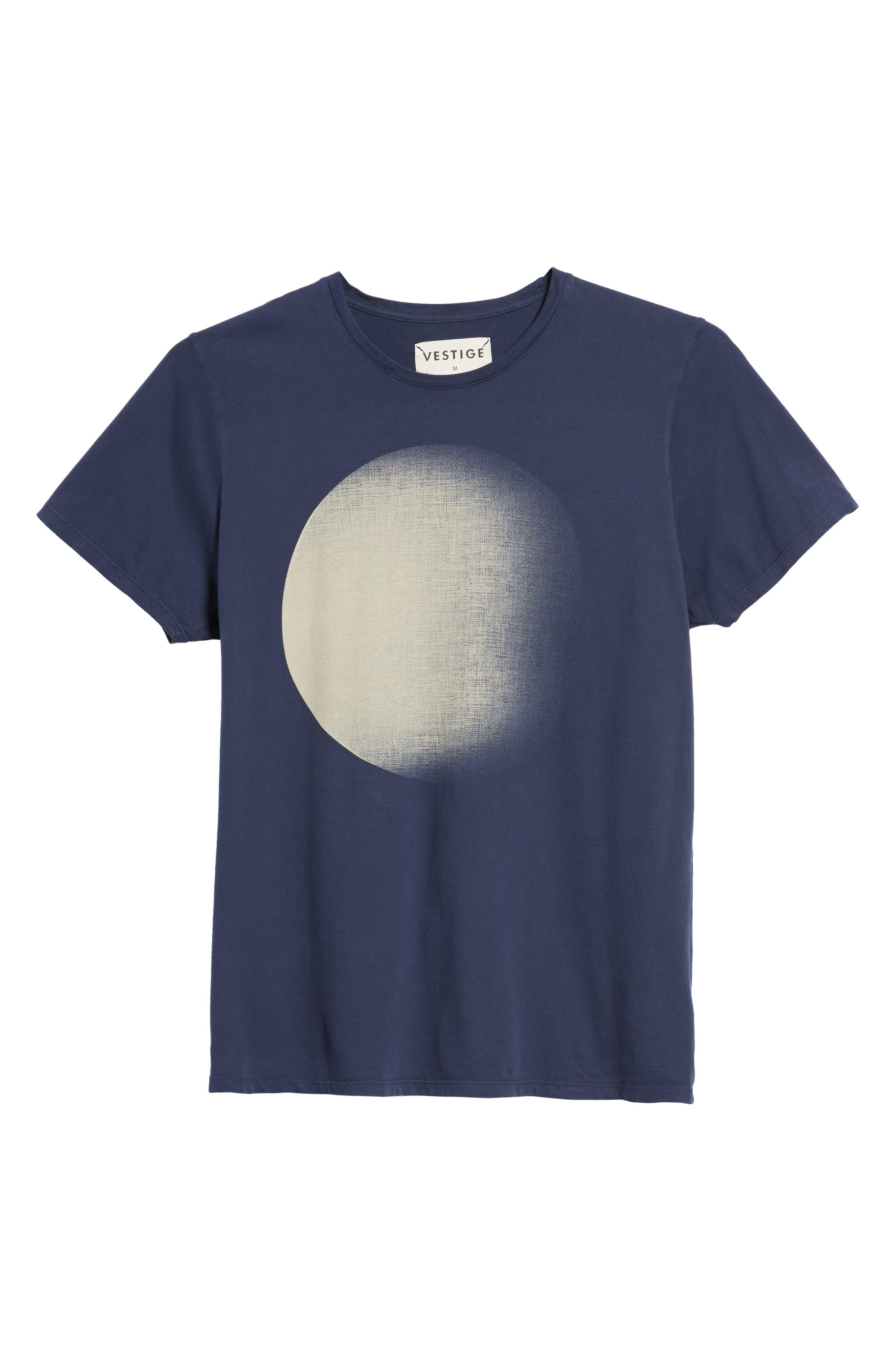 Dark Moon Graphic T-Shirt,                             Alternate thumbnail 6, color,