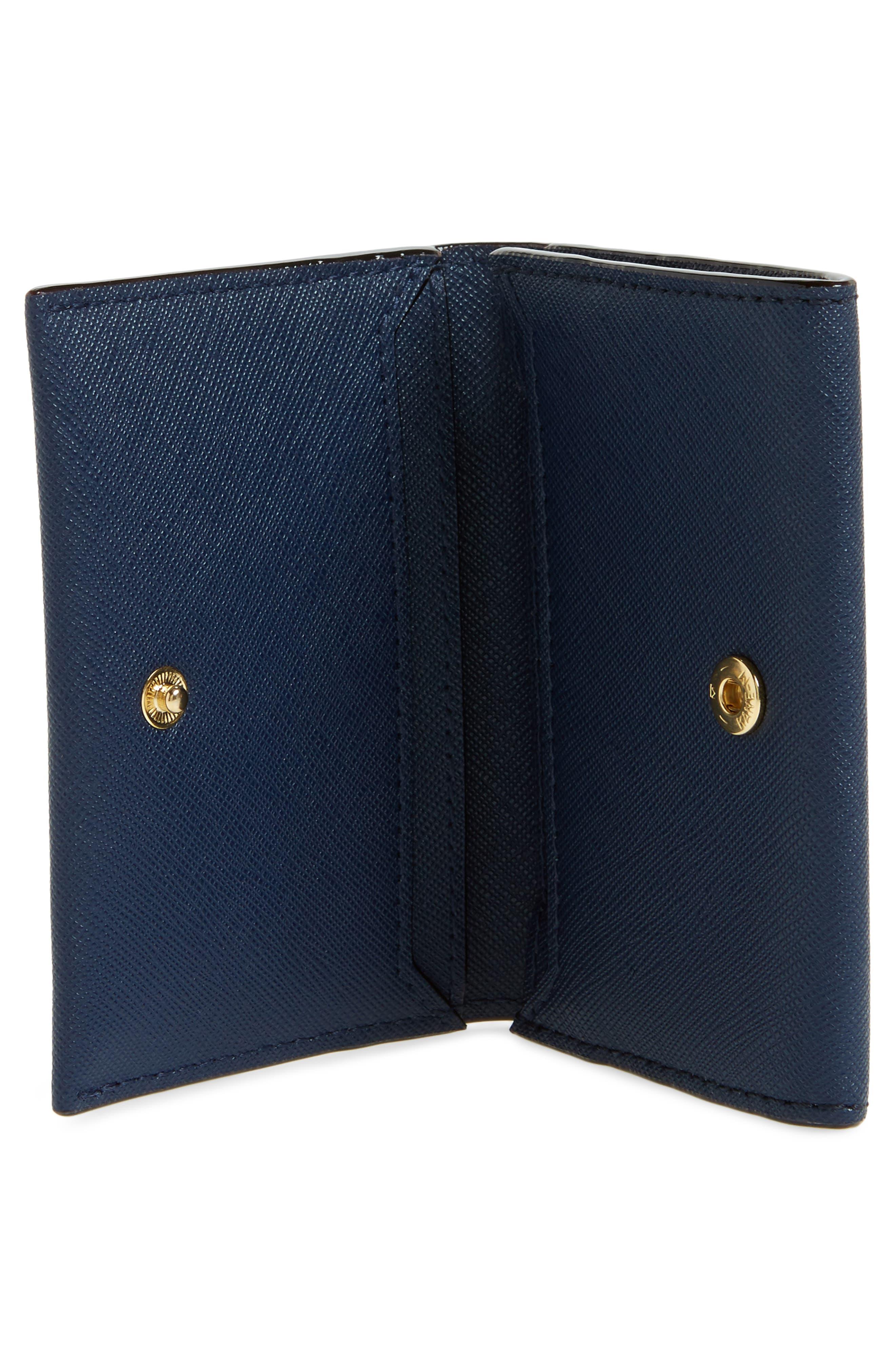 cameron street - farren leather card case,                             Alternate thumbnail 5, color,