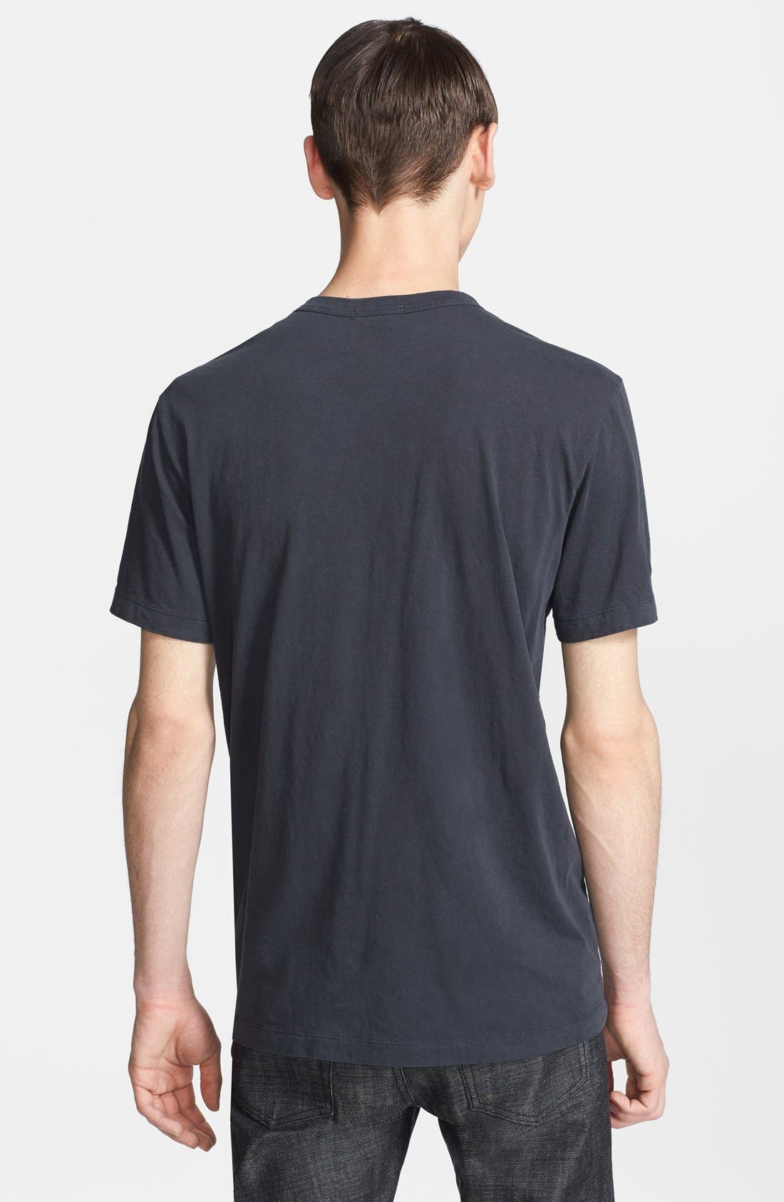 Crewneck Jersey T-Shirt,                             Alternate thumbnail 319, color,