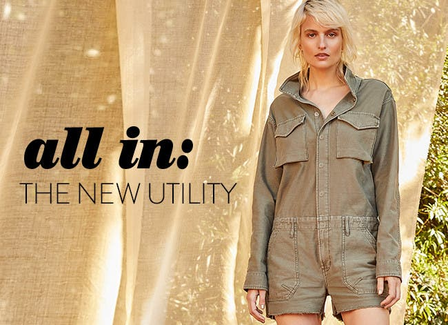 All in: the new utility.