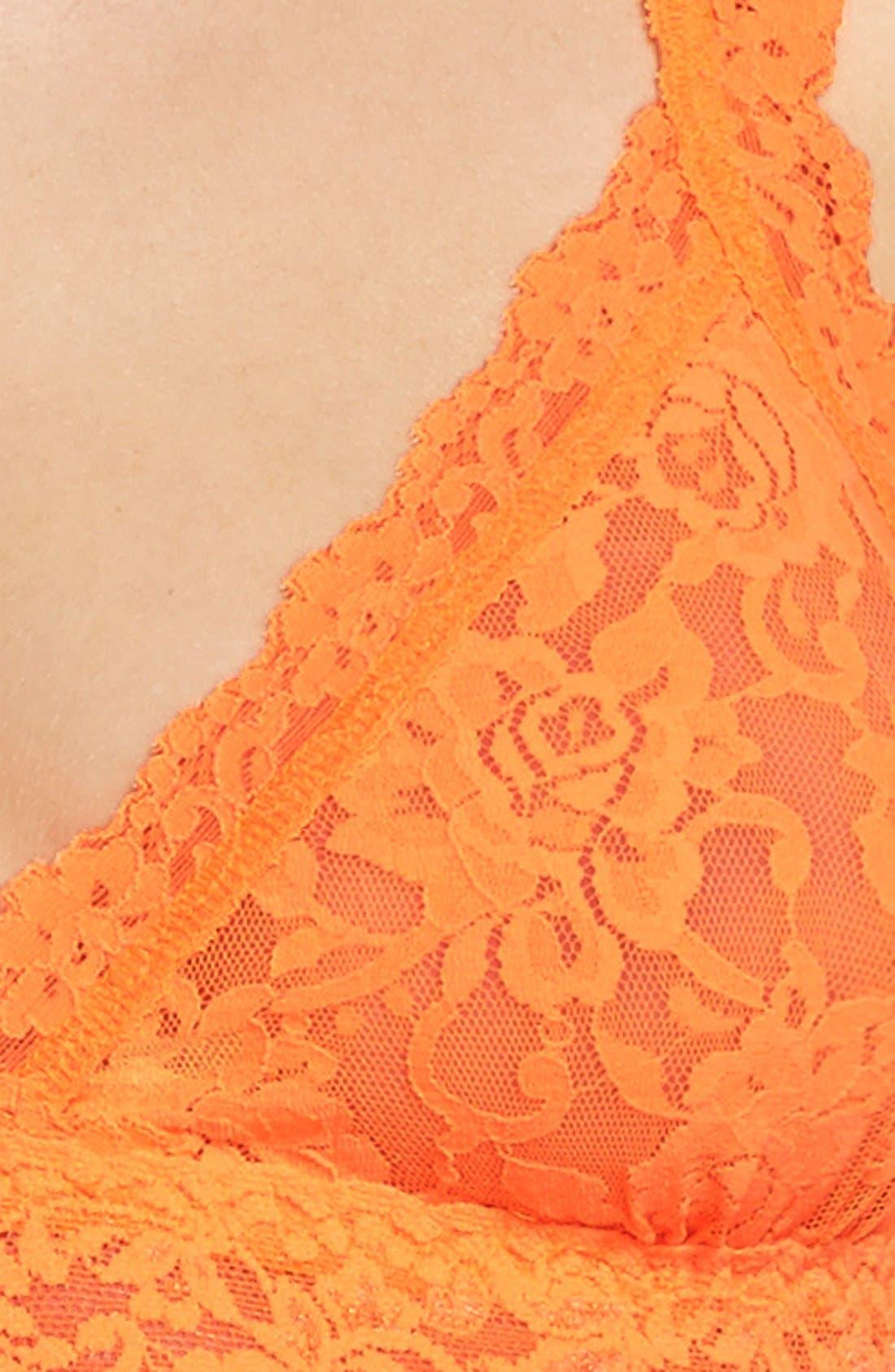 'Signature Lace' Bralette,                             Alternate thumbnail 76, color,