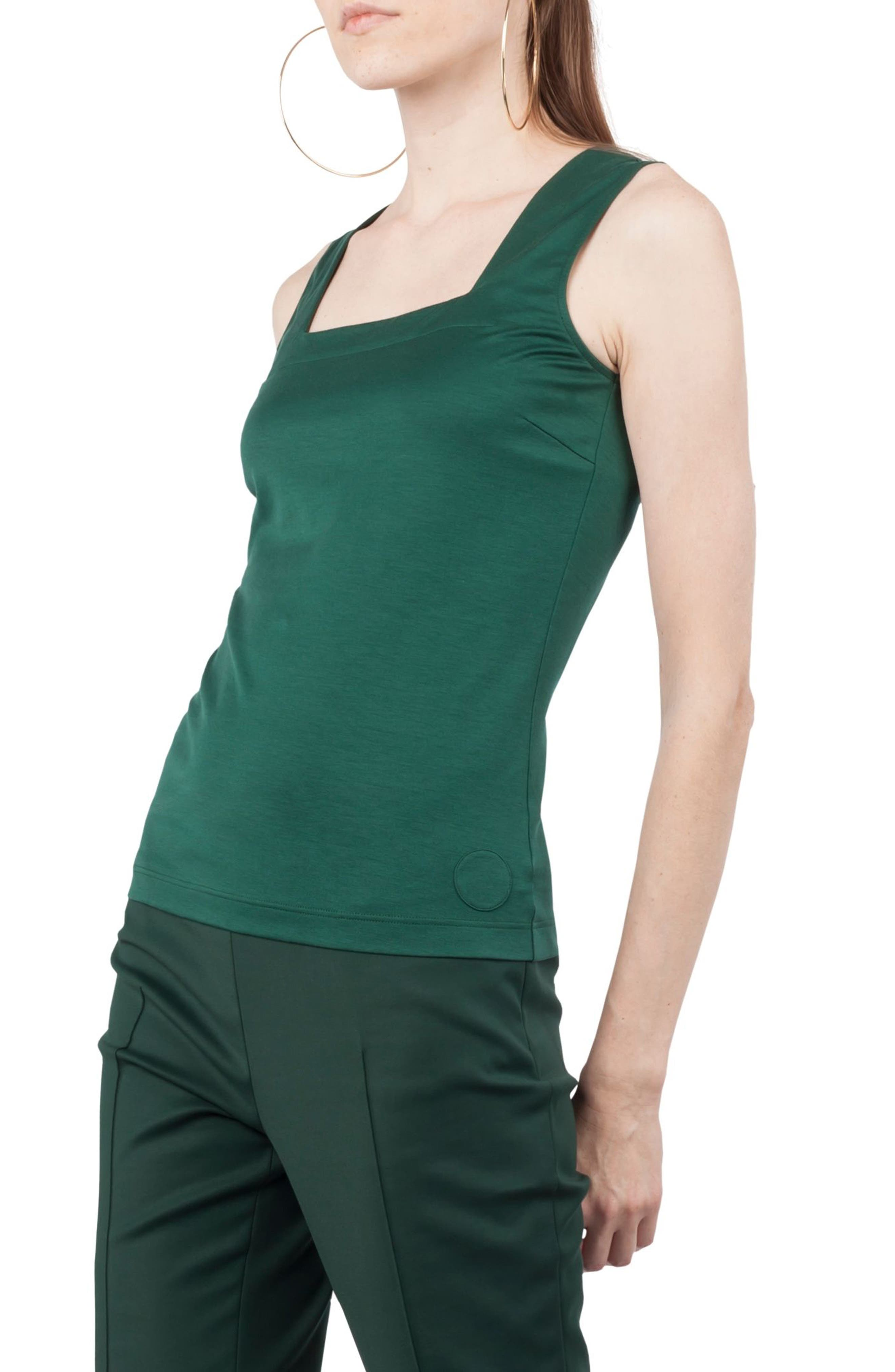 Square Neck Tank,                         Main,                         color, 355