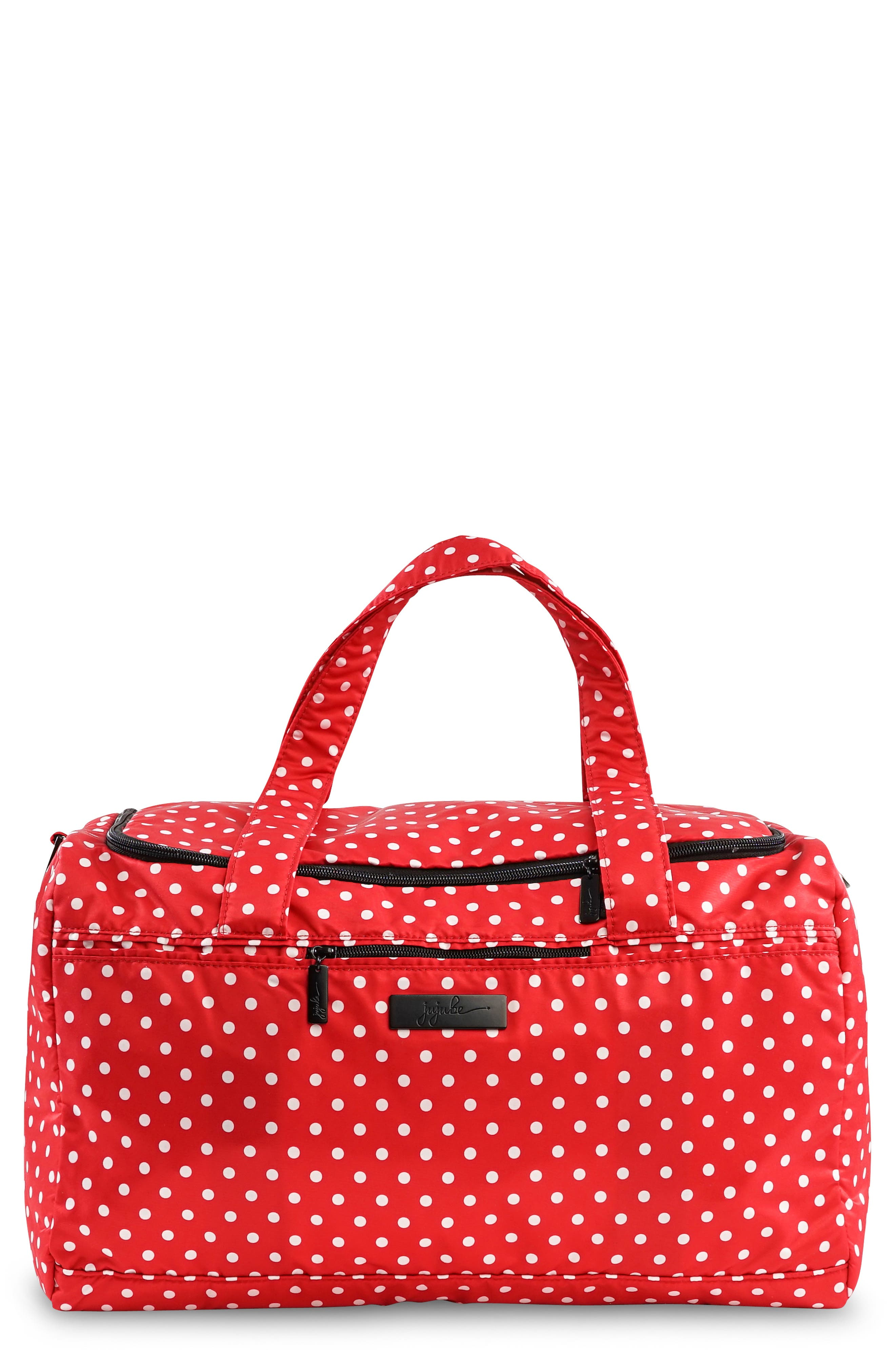 Onyx Super Star Diaper Bag,                         Main,                         color, BLACK RUBY