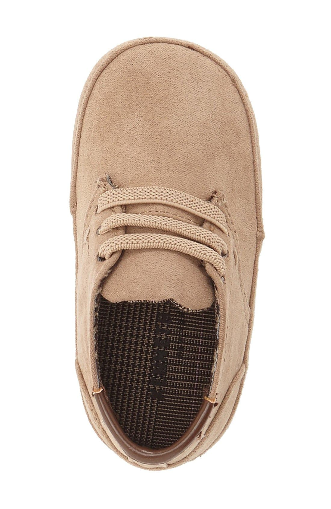 'Real Deal' Crib Shoe,                             Alternate thumbnail 3, color,                             SAND