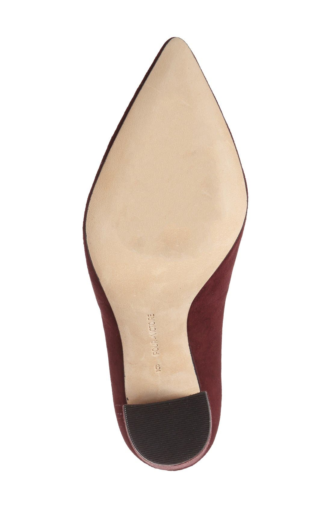 'Celina' Pointy Toe Pump,                             Alternate thumbnail 22, color,