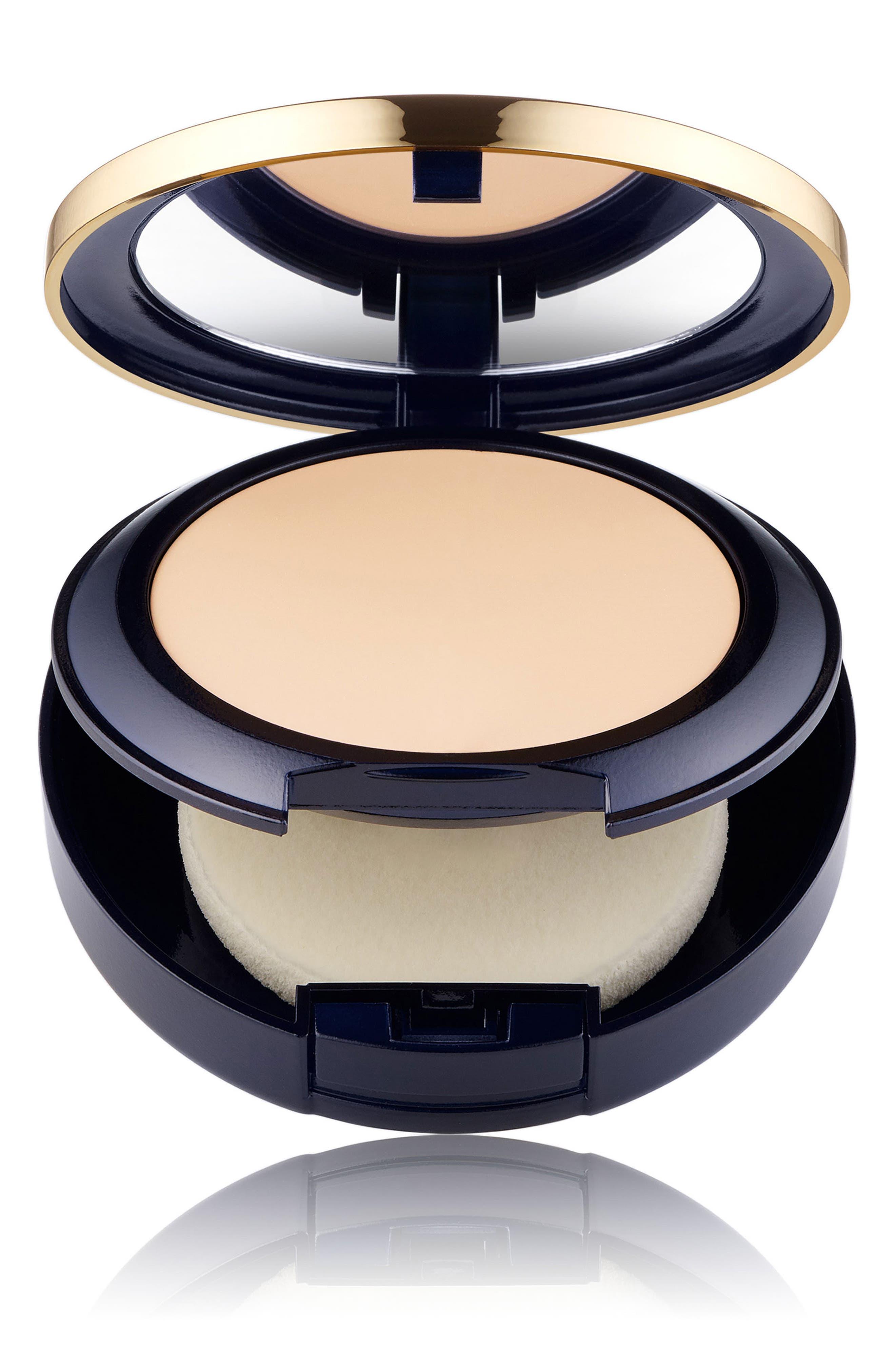 Estee Lauder Double Wear Stay In Place Matte Powder Foundation - 1W2 Sand