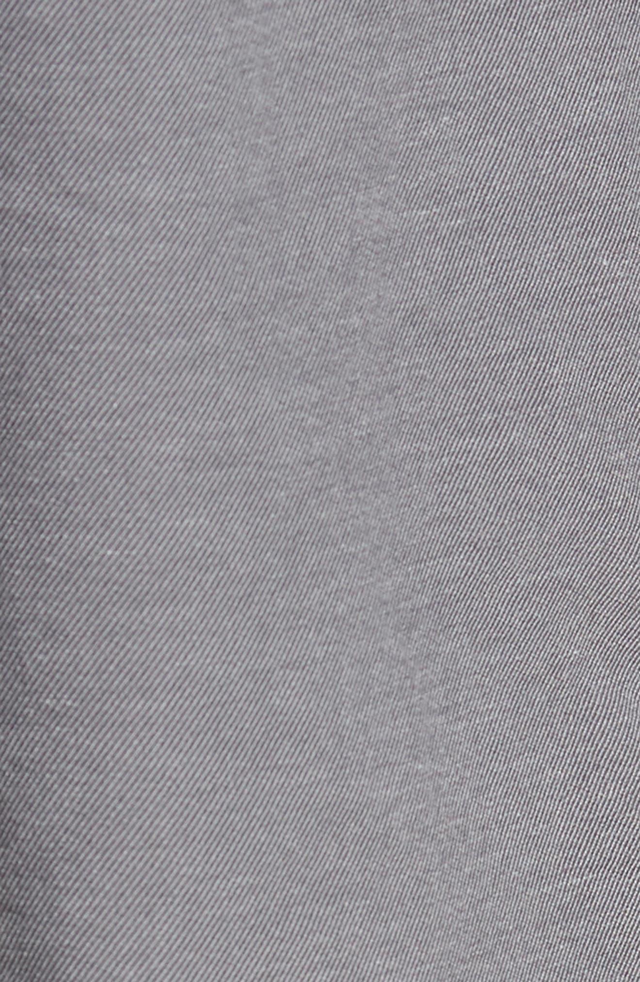 Passport Regular Fit Pants,                             Alternate thumbnail 5, color,                             GRAPHITE