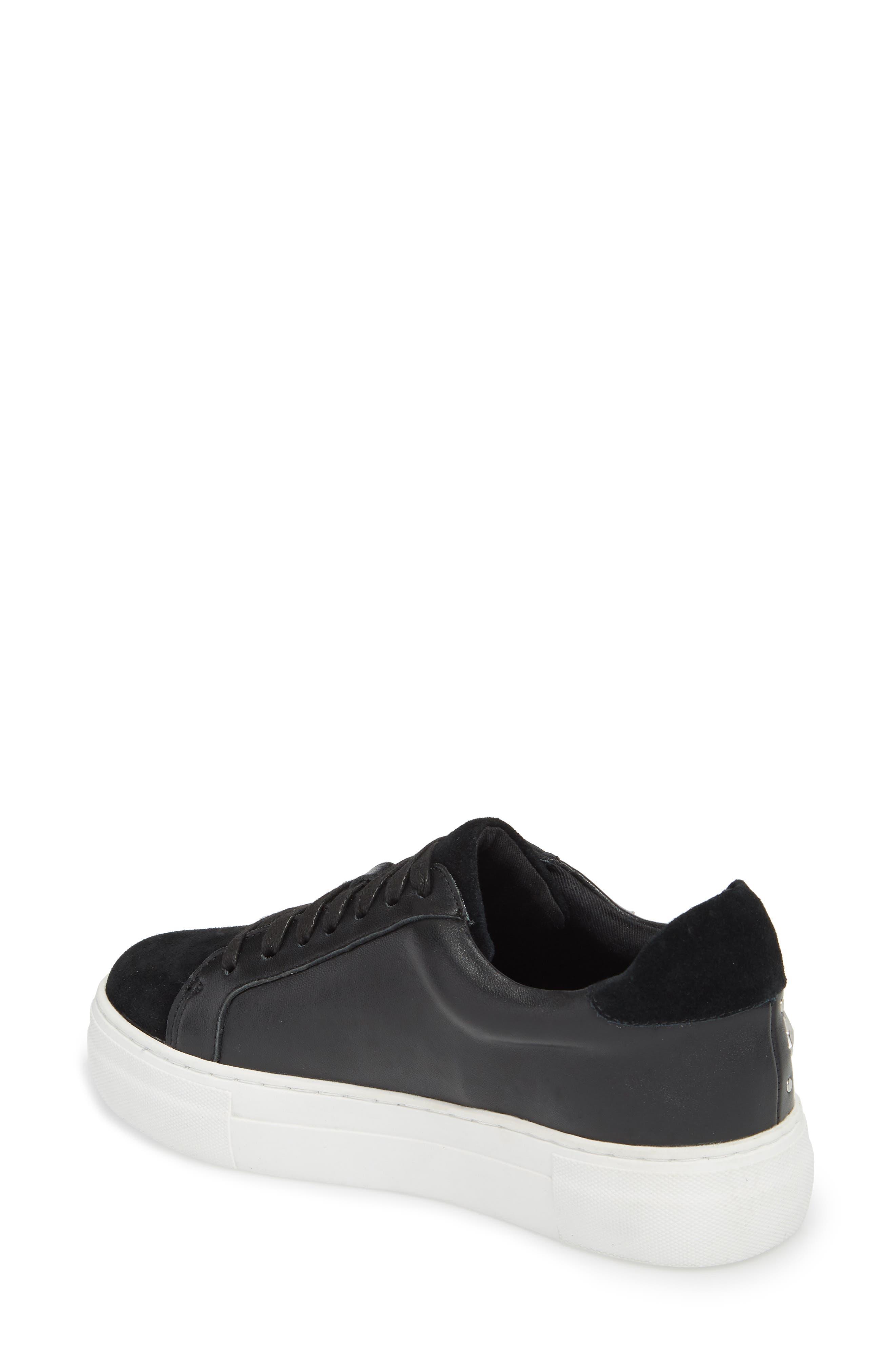 Active Star Platform Sneaker,                             Alternate thumbnail 2, color,                             001