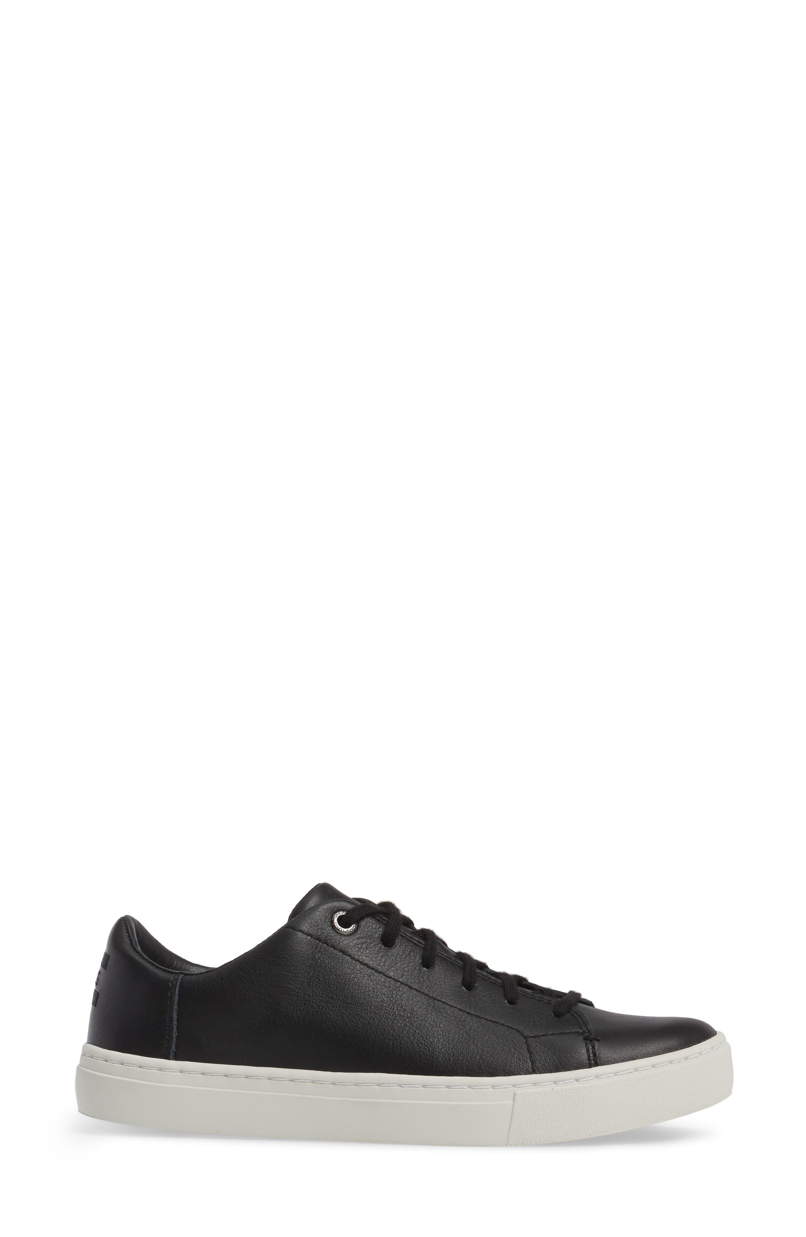 Lenox Sneaker,                             Alternate thumbnail 3, color,                             001
