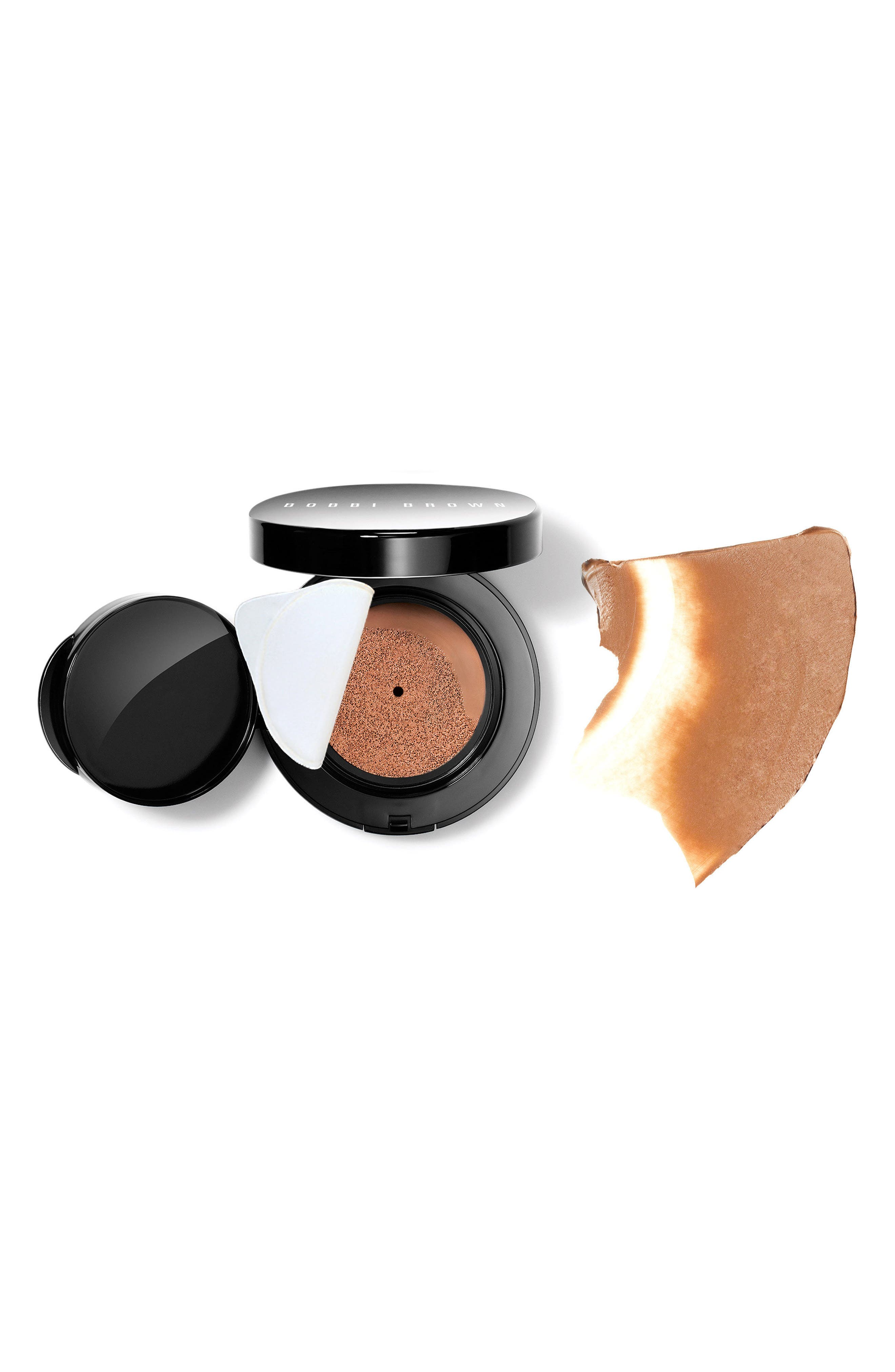 Skin Foundation Cushion Compact SPF 35,                             Alternate thumbnail 4, color,                             200