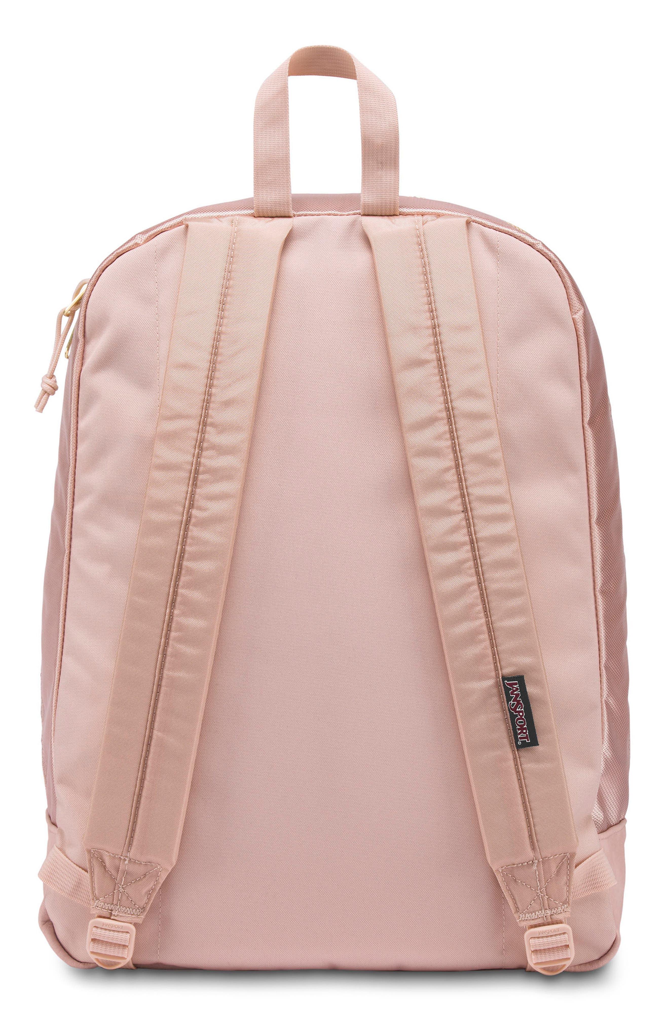 Super FX Gym Backpack,                             Alternate thumbnail 2, color,                             ROSE SMOKE GOLD