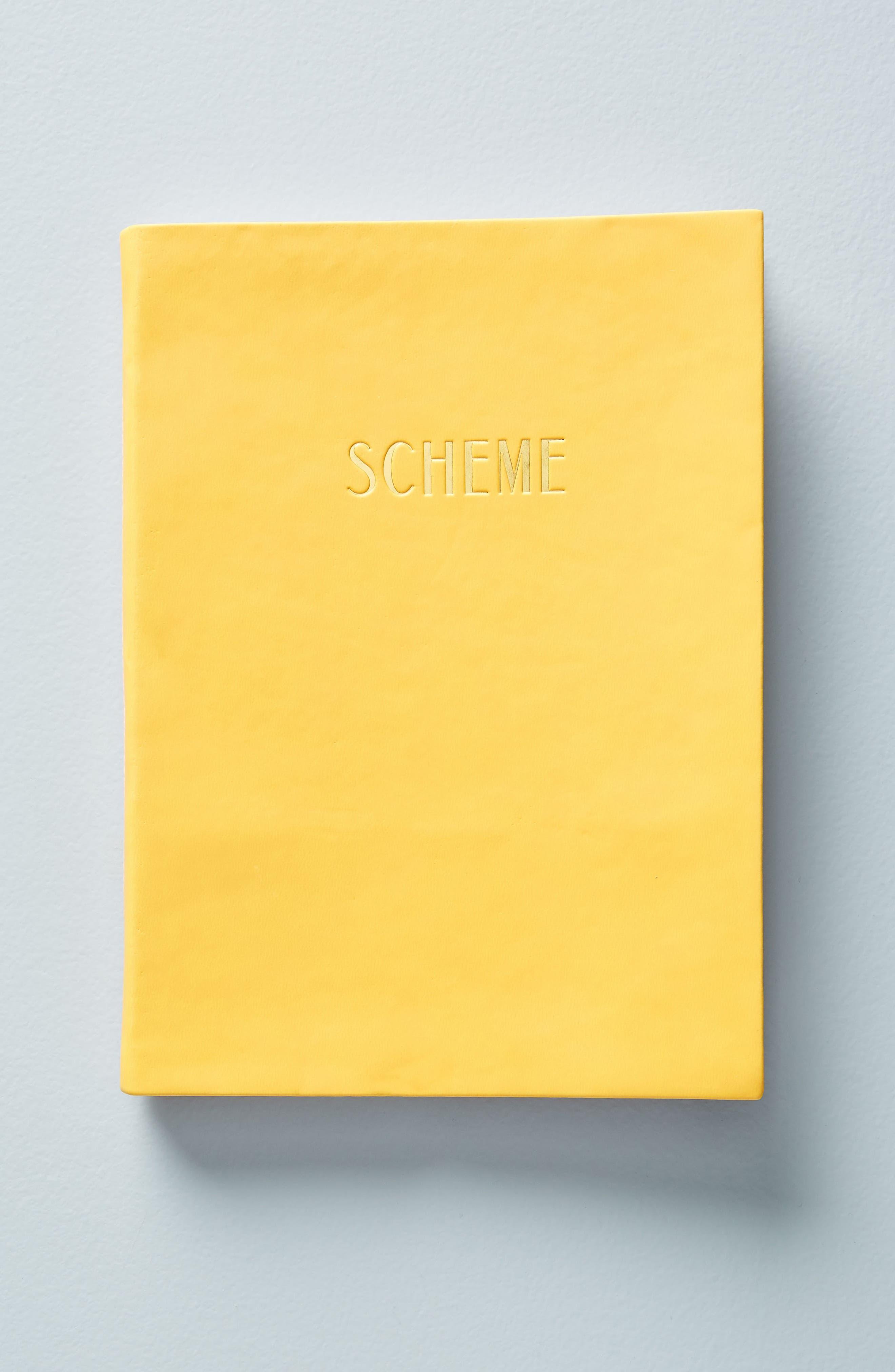Dream & Scheme Journal,                             Alternate thumbnail 2, color,                             651