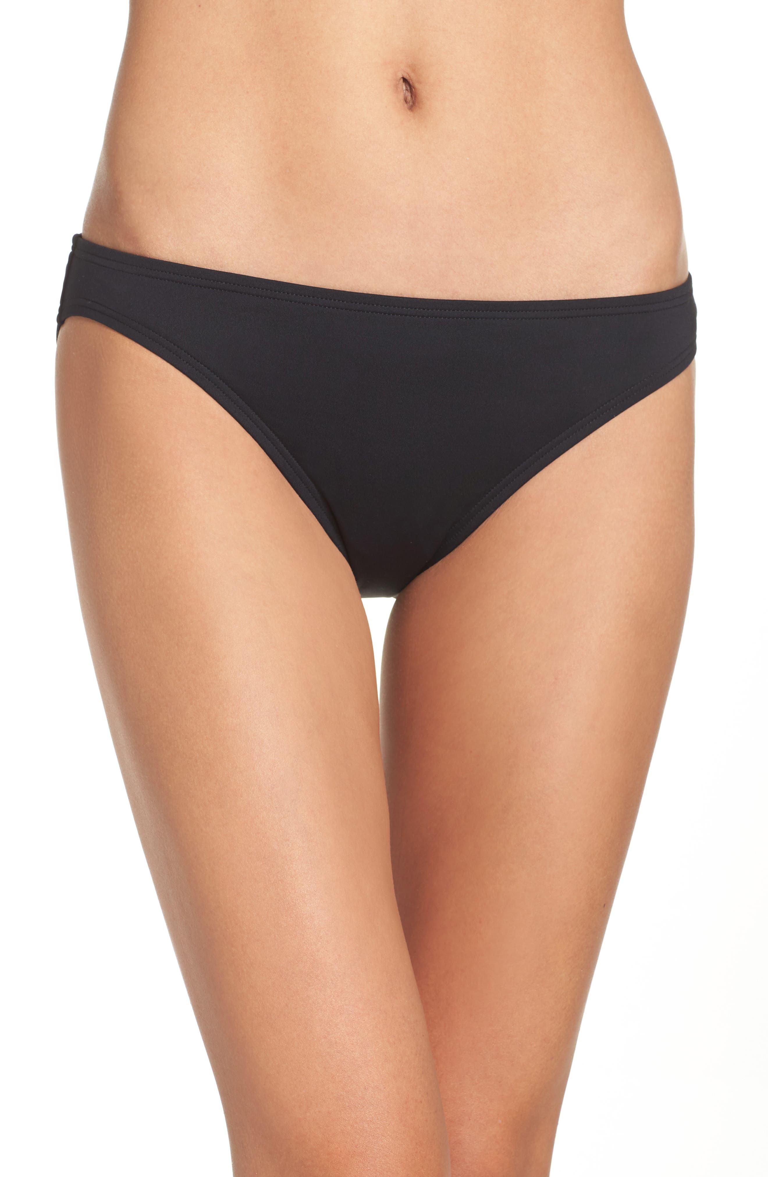 Classic Bikini Bottoms,                         Main,                         color, 001