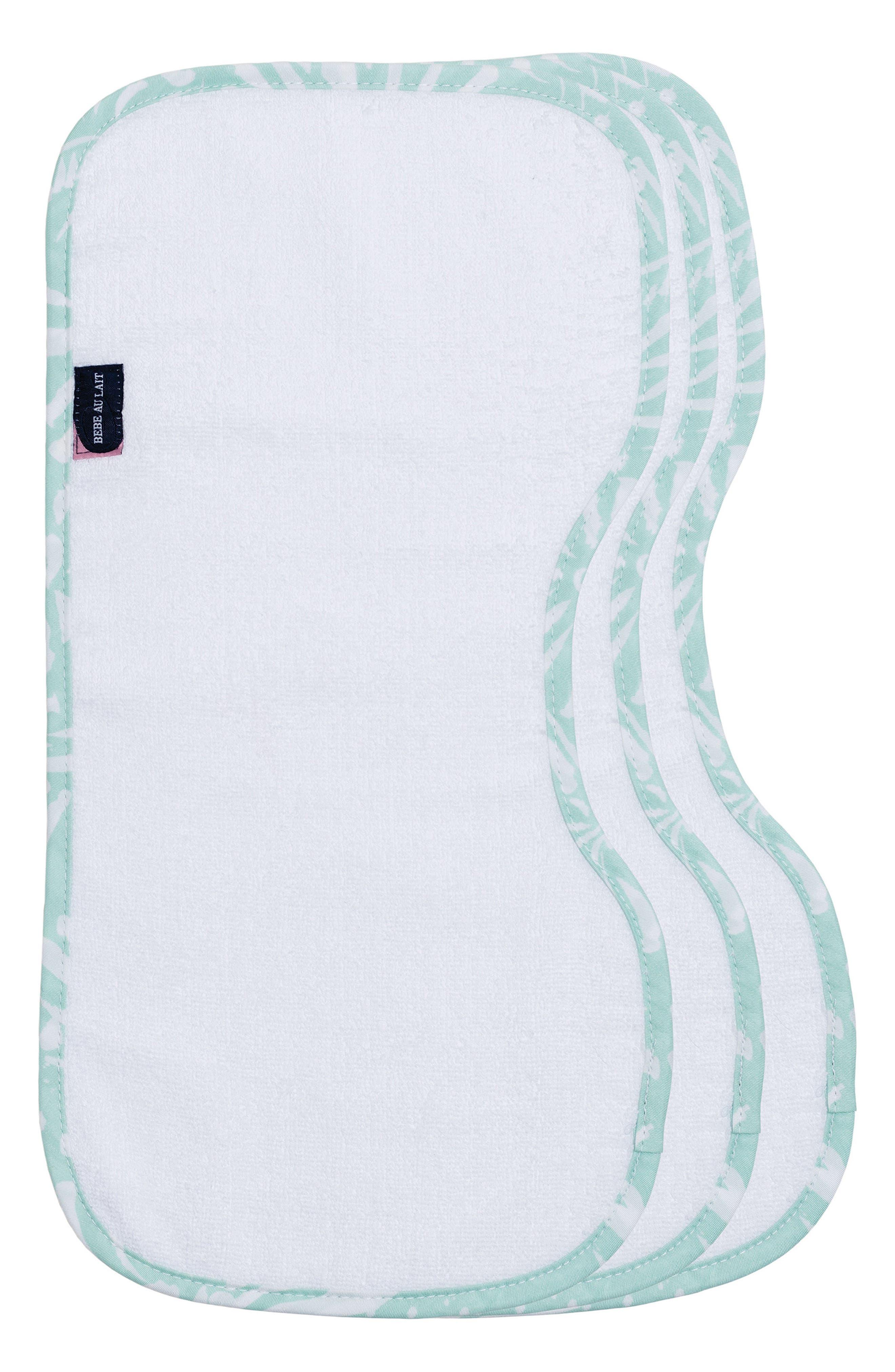 Nursing Cover & Burp Cloth Set,                             Alternate thumbnail 4, color,                             400