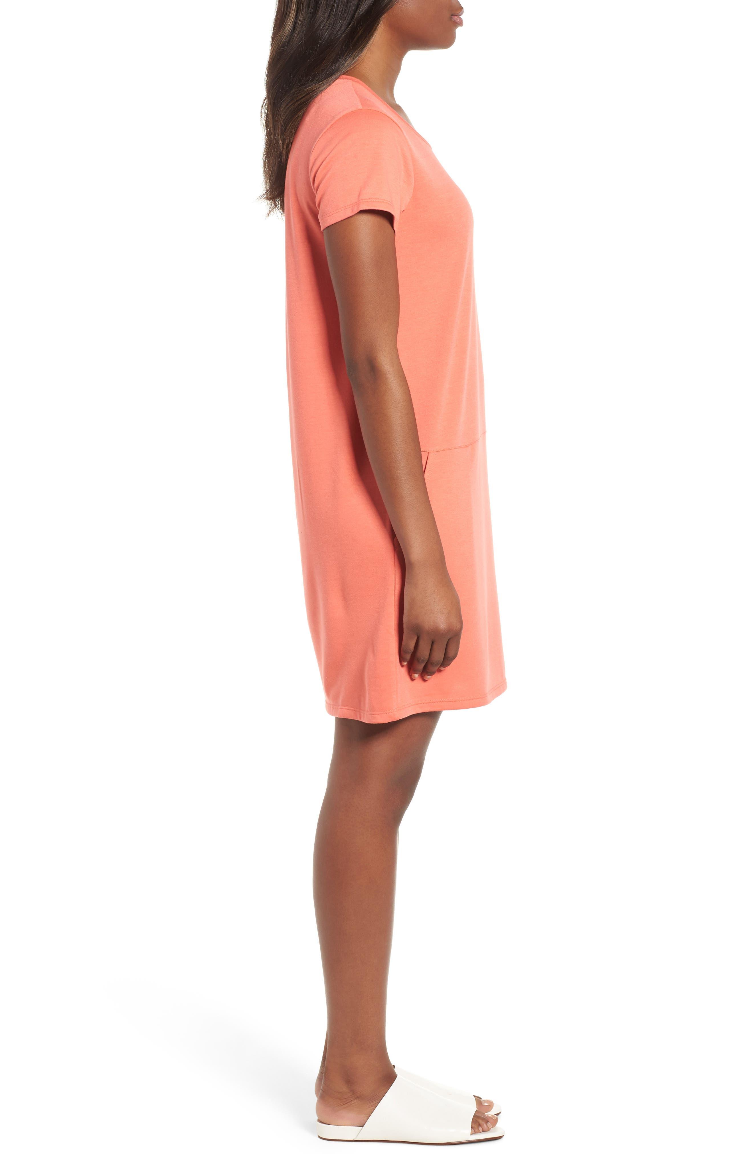 Knit Shift Dress,                             Alternate thumbnail 41, color,