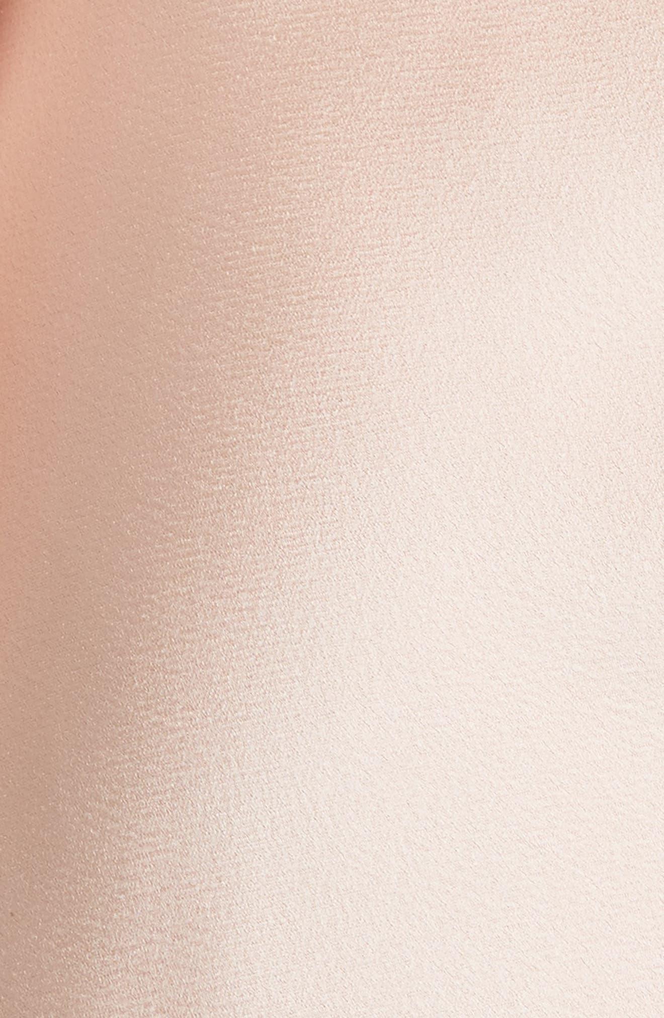 Celestia Drape Sleeve Midi Dress,                             Alternate thumbnail 5, color,                             683