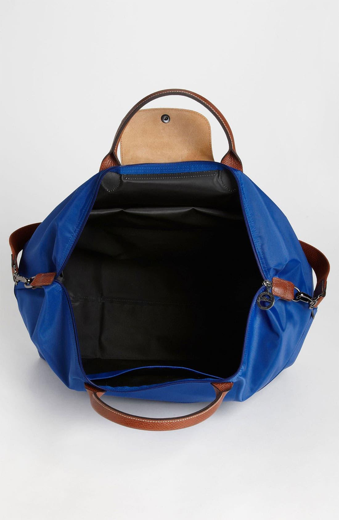 LONGCHAMP,                             Le Pliage 21-Inch Expandable Travel Bag,                             Alternate thumbnail 4, color,                             406