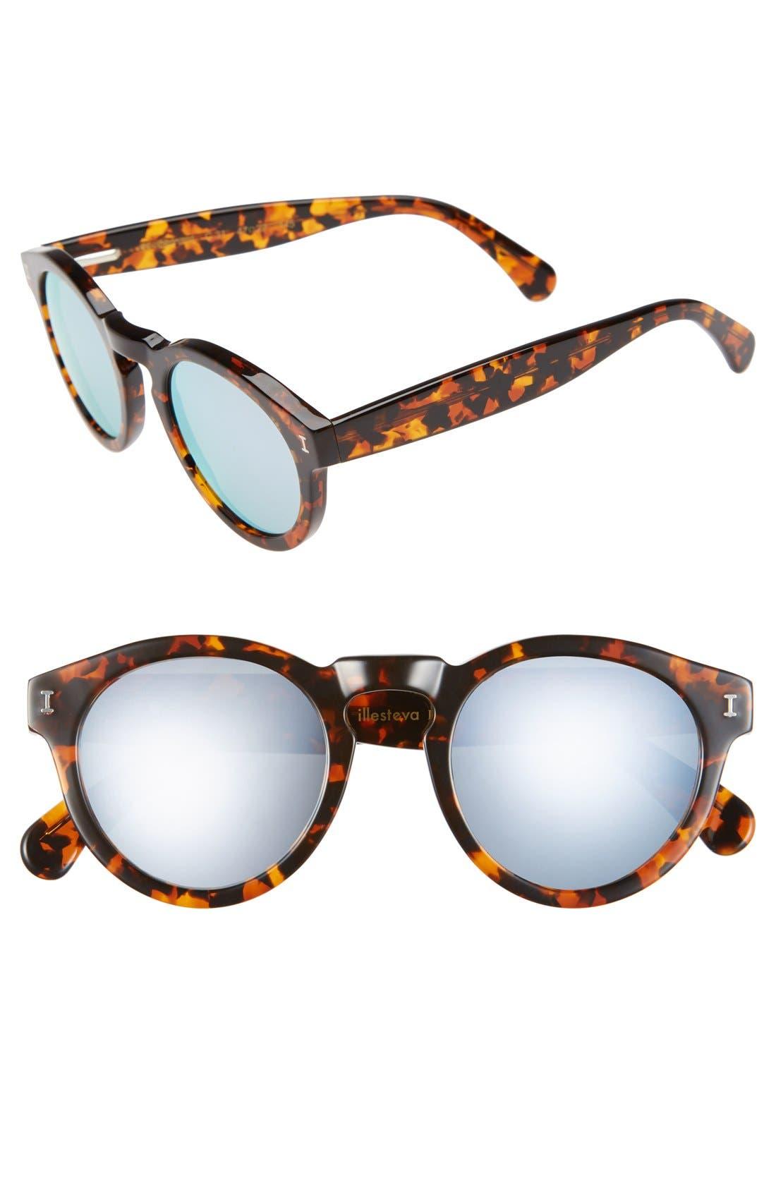 'Leonard' 47mm Sunglasses,                             Main thumbnail 53, color,