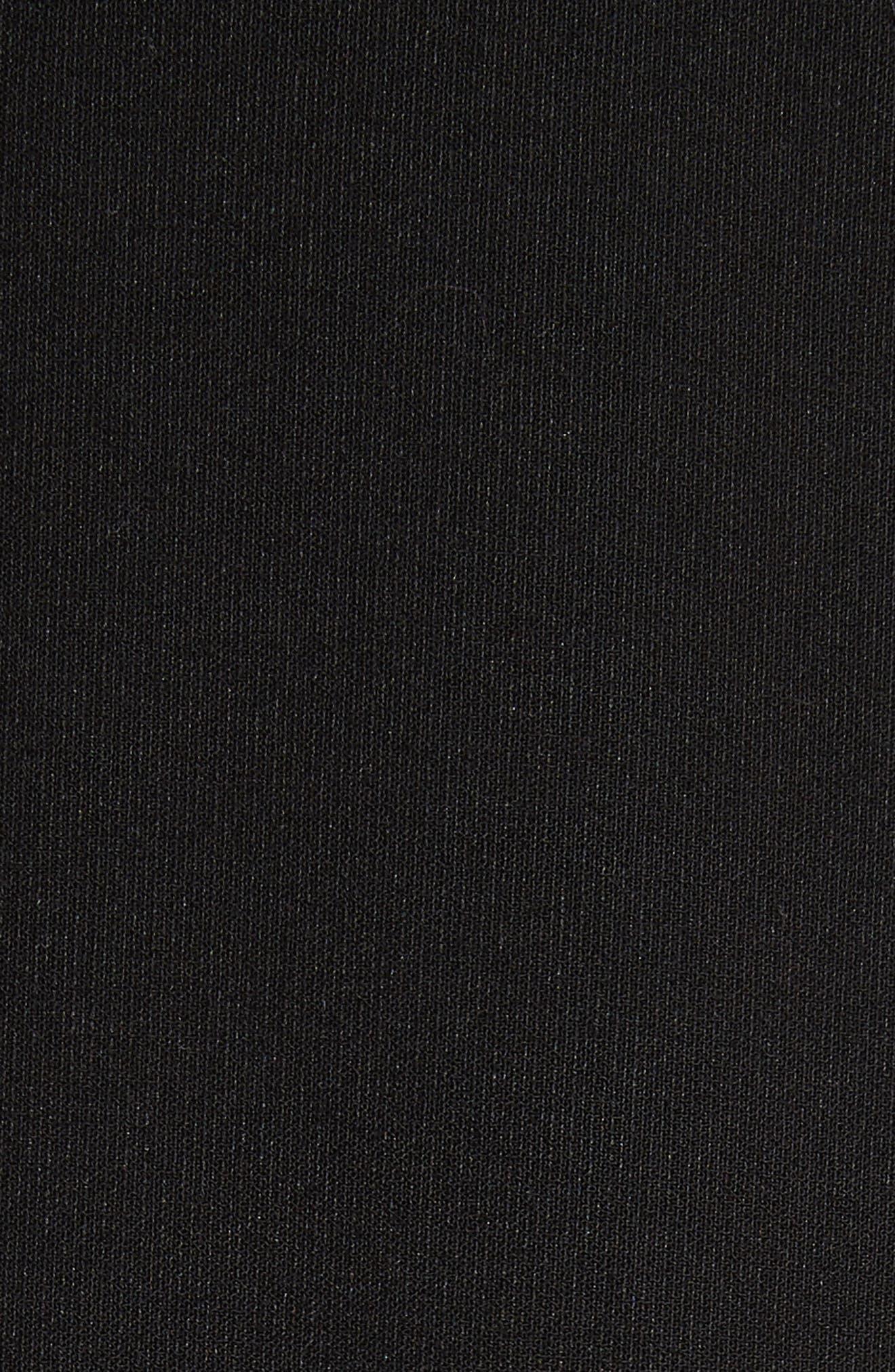 Lida Sheath Dress,                             Alternate thumbnail 5, color,                             001