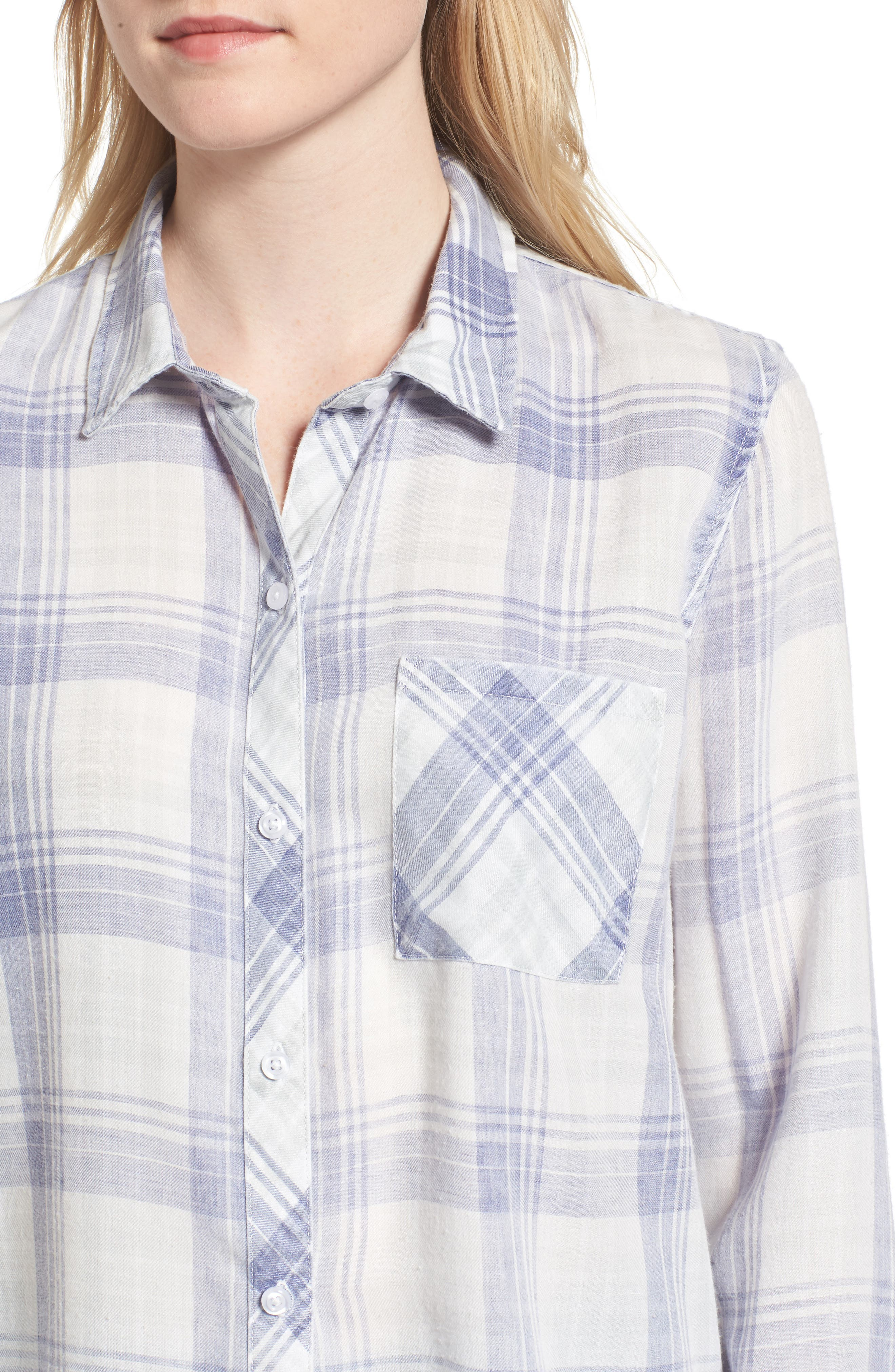 Hunter Plaid Shirt,                             Alternate thumbnail 488, color,