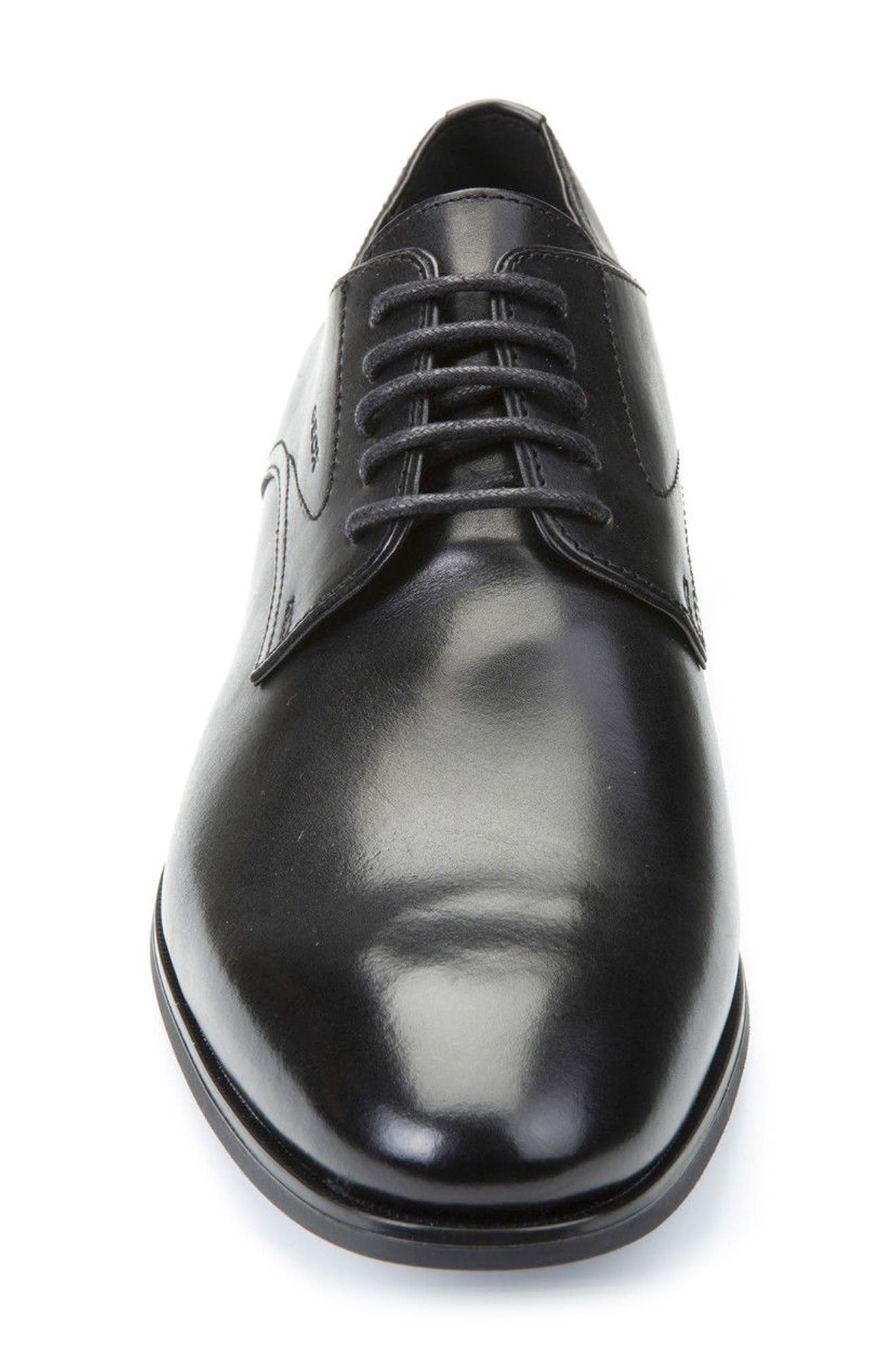Albert 2Fit5 Plain Toe Derby,                             Alternate thumbnail 5, color,