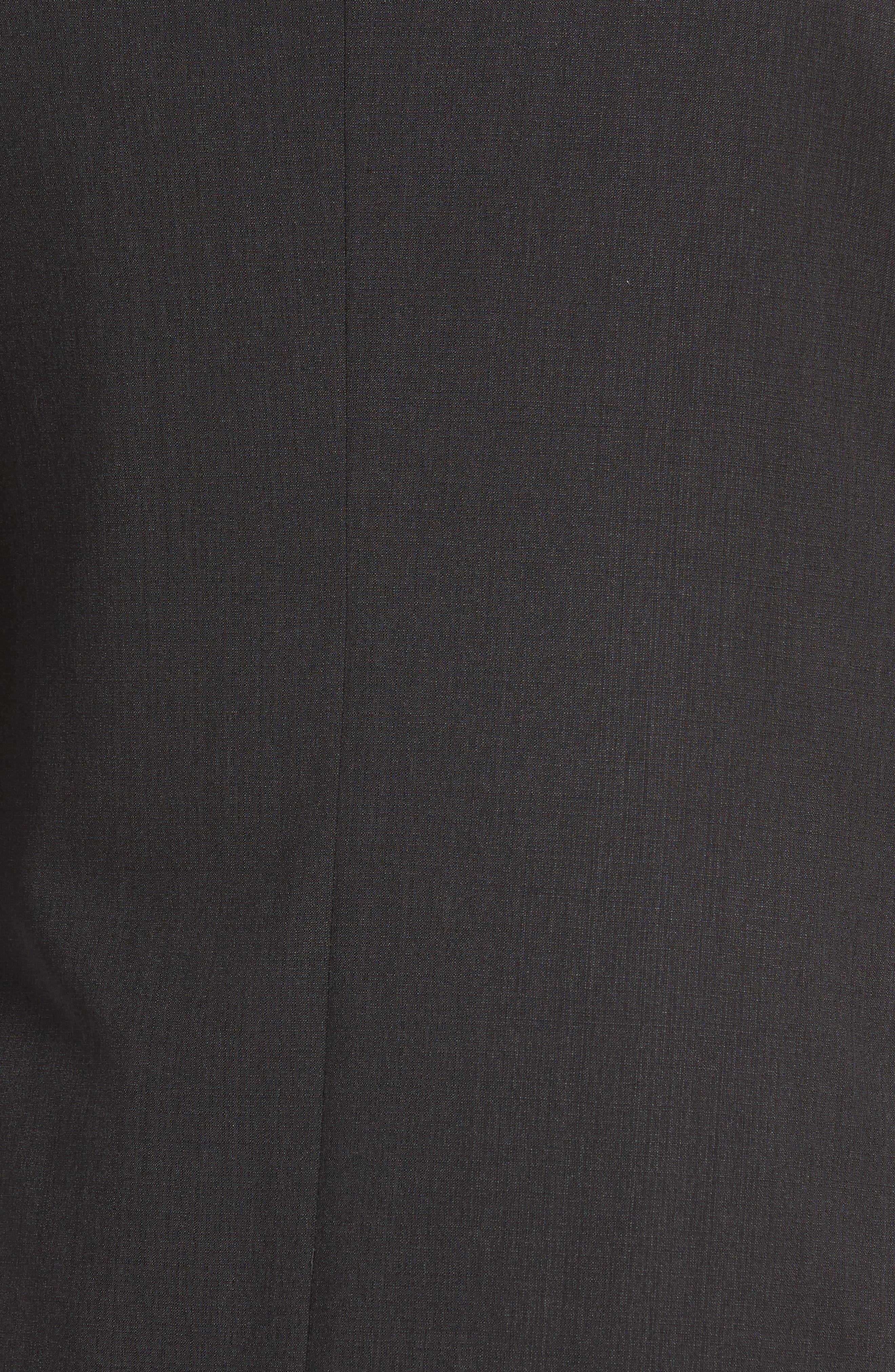 Classic Fit Check Suit,                             Alternate thumbnail 7, color,                             020