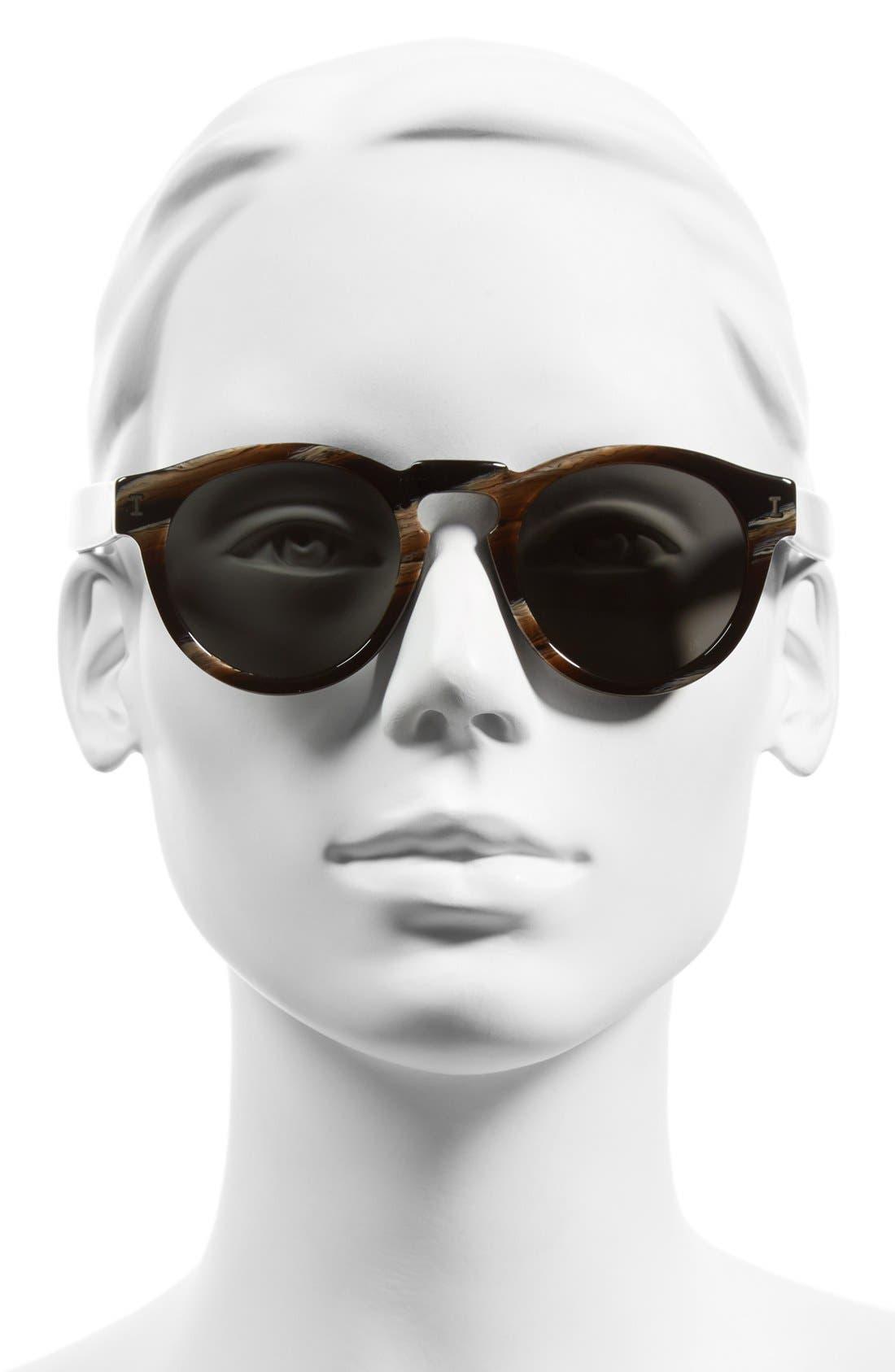 'Leonard' 47mm Sunglasses,                             Alternate thumbnail 126, color,
