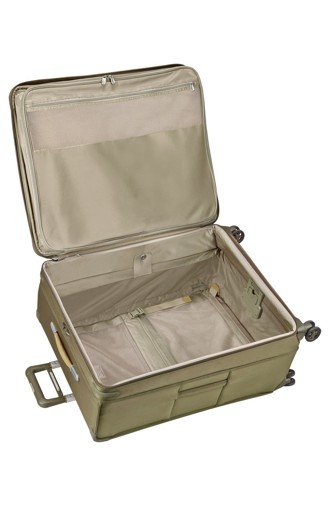 'Baseline' Extra Large 31-Inch Expandable Spinner,                             Alternate thumbnail 2, color,                             OLIVE