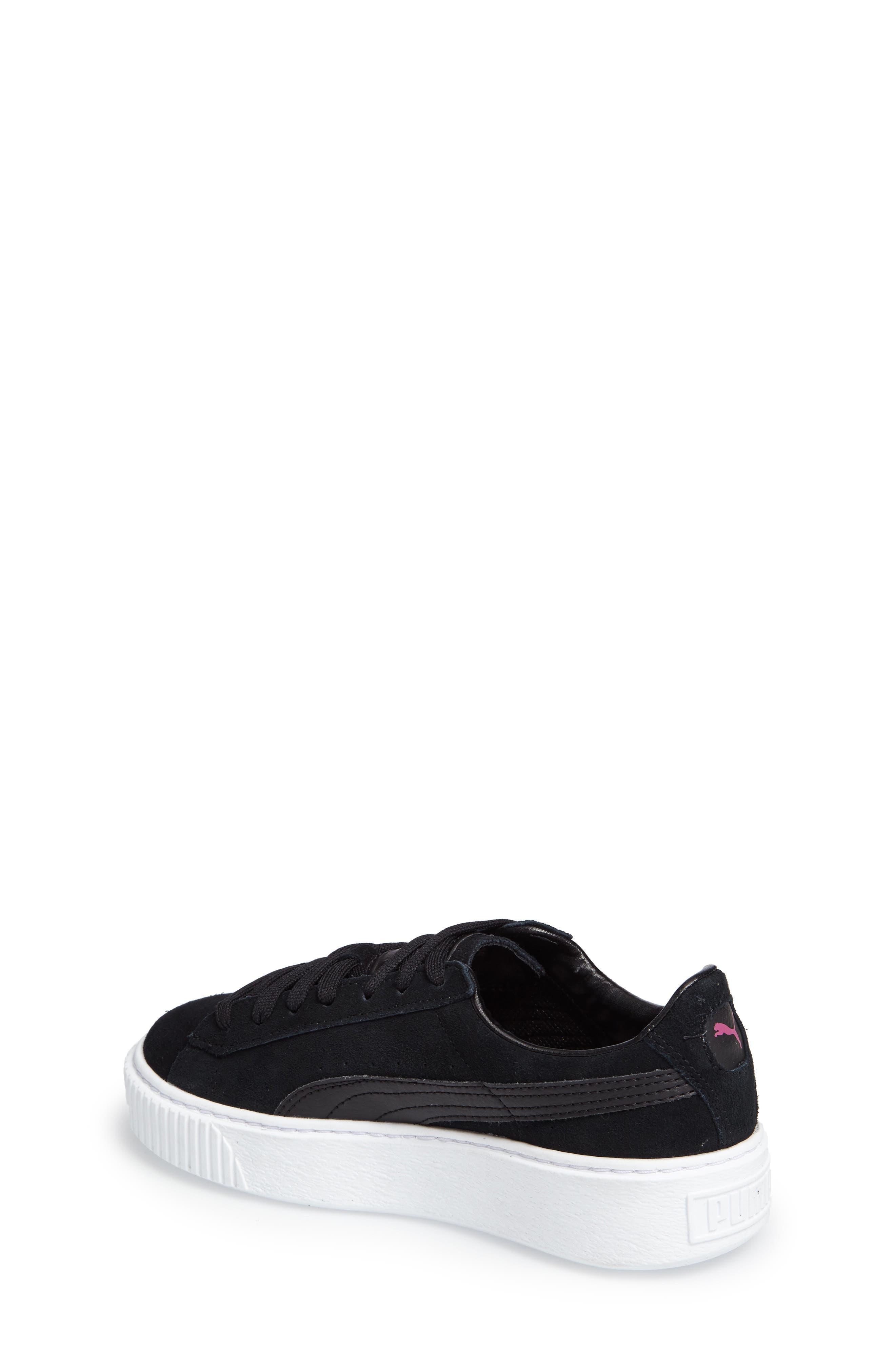 Platform Sneaker,                             Alternate thumbnail 2, color,                             001