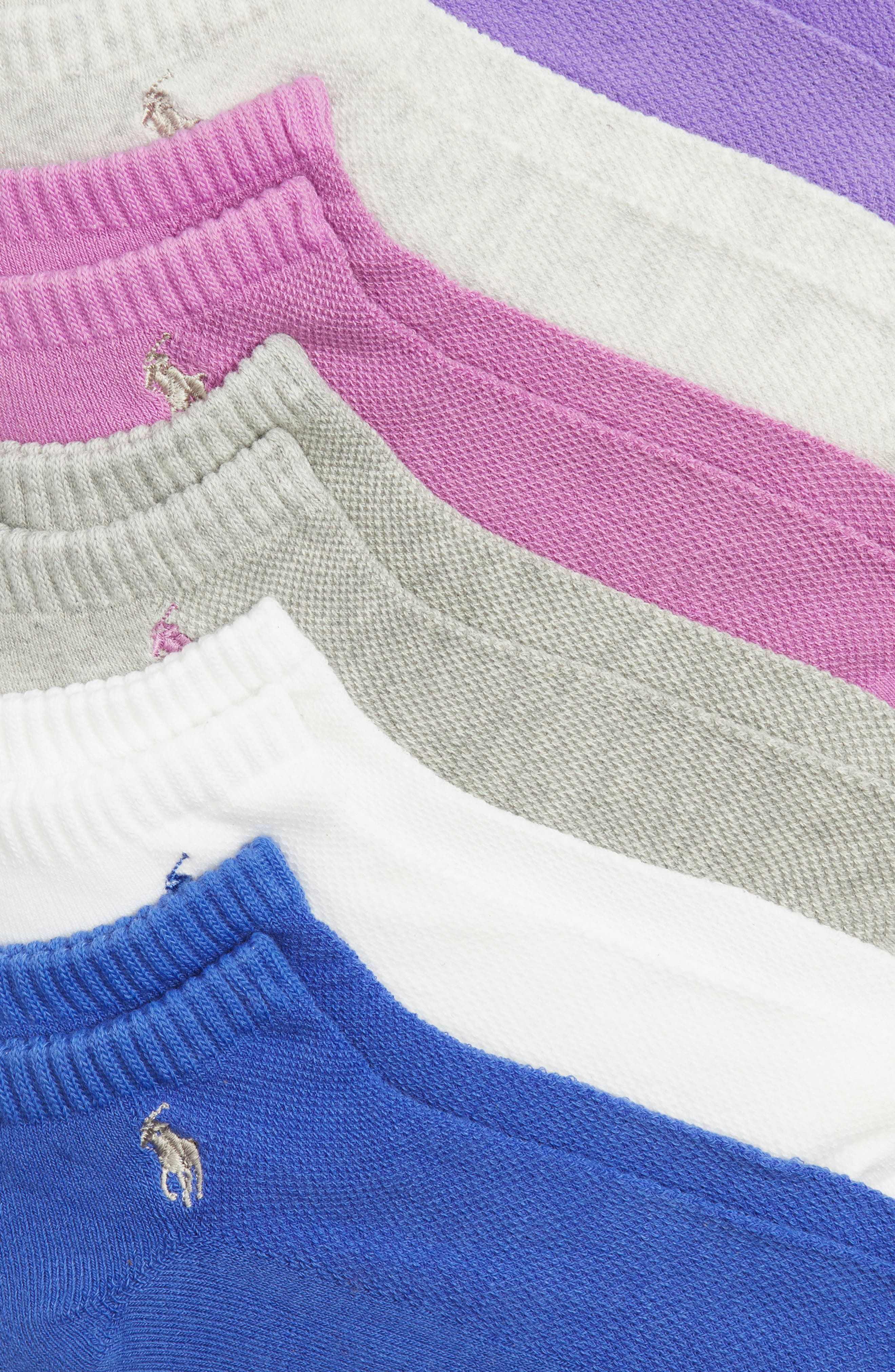 Sport 6-Pack Low-Cut Socks,                             Alternate thumbnail 2, color,                             651