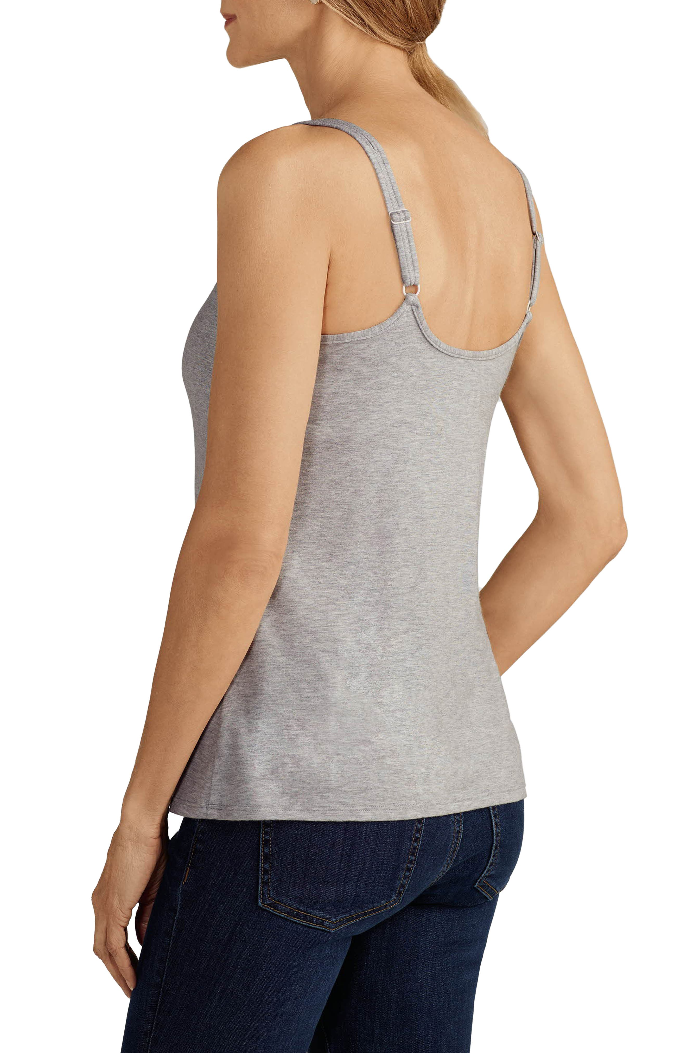 'Valetta' Pocketed Tank,                             Alternate thumbnail 12, color,