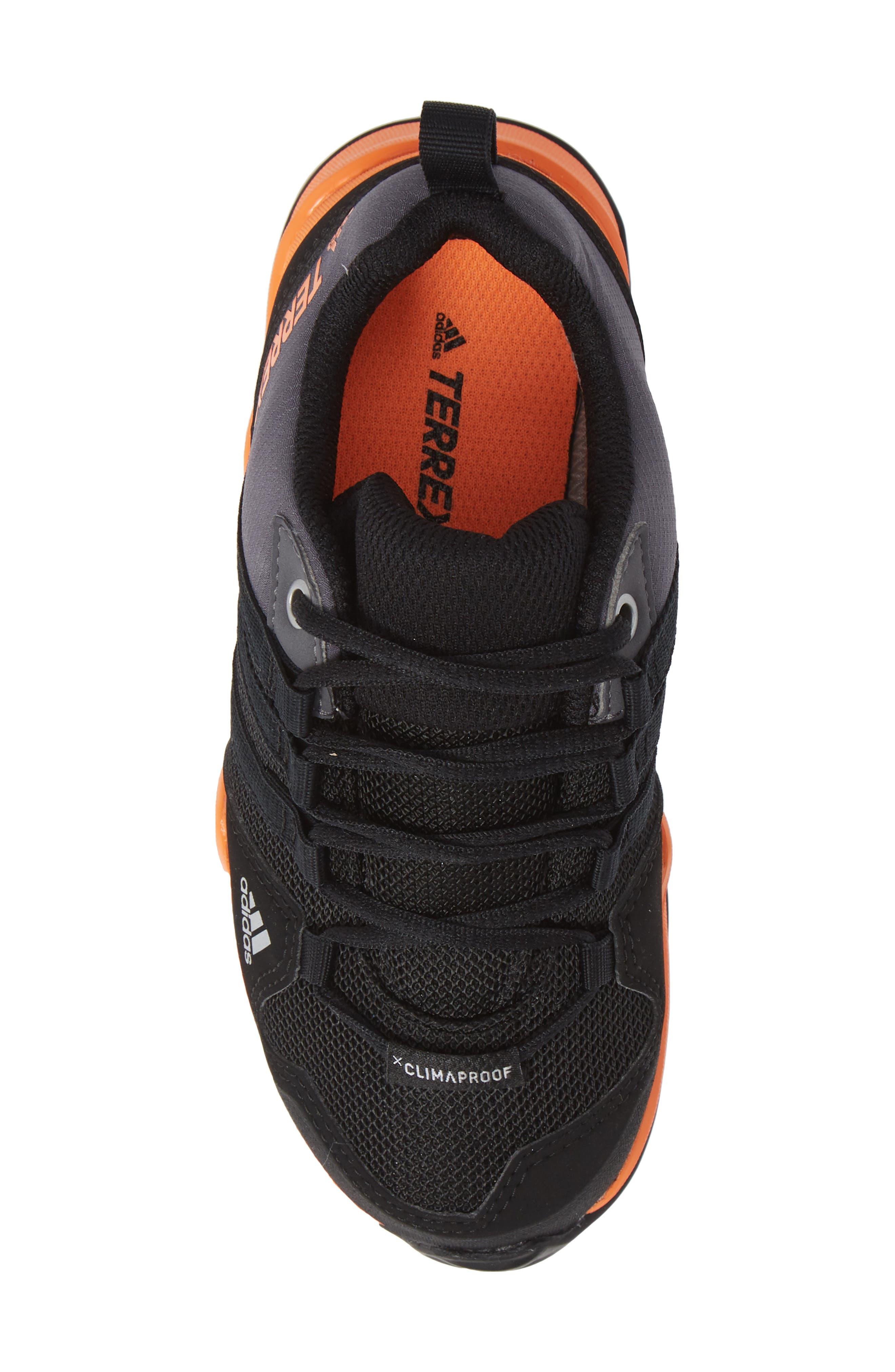 Terrex AX2R CP Sneaker,                             Alternate thumbnail 5, color,                             BLACK/ BLACK/ BLACK