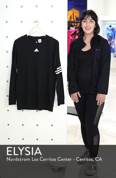 adidas Oversize Crewneck Sweatshirt, sales video thumbnail