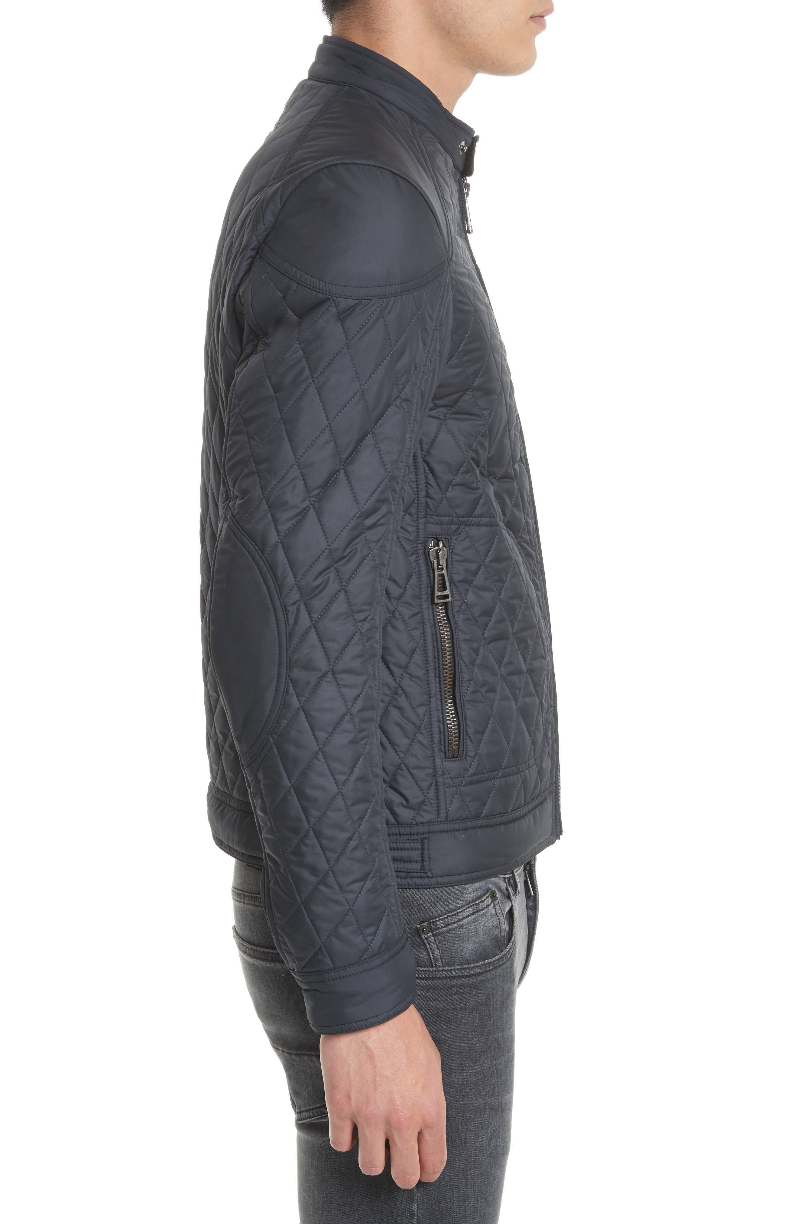 Bramley 2.0 Quilted Jacket,                             Alternate thumbnail 3, color,                             411