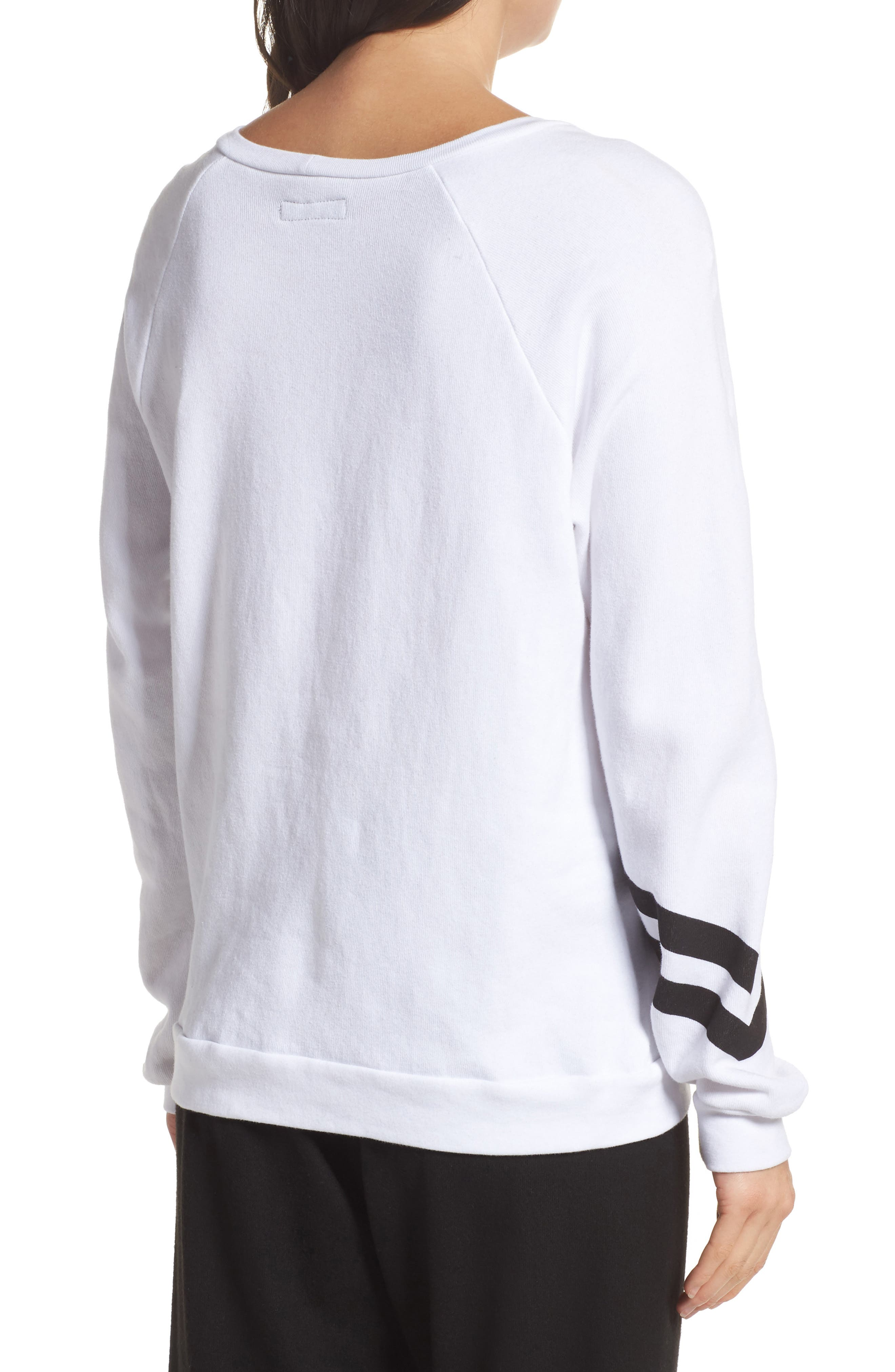 Oswald Vintage Sweatshirt,                             Alternate thumbnail 2, color,                             100